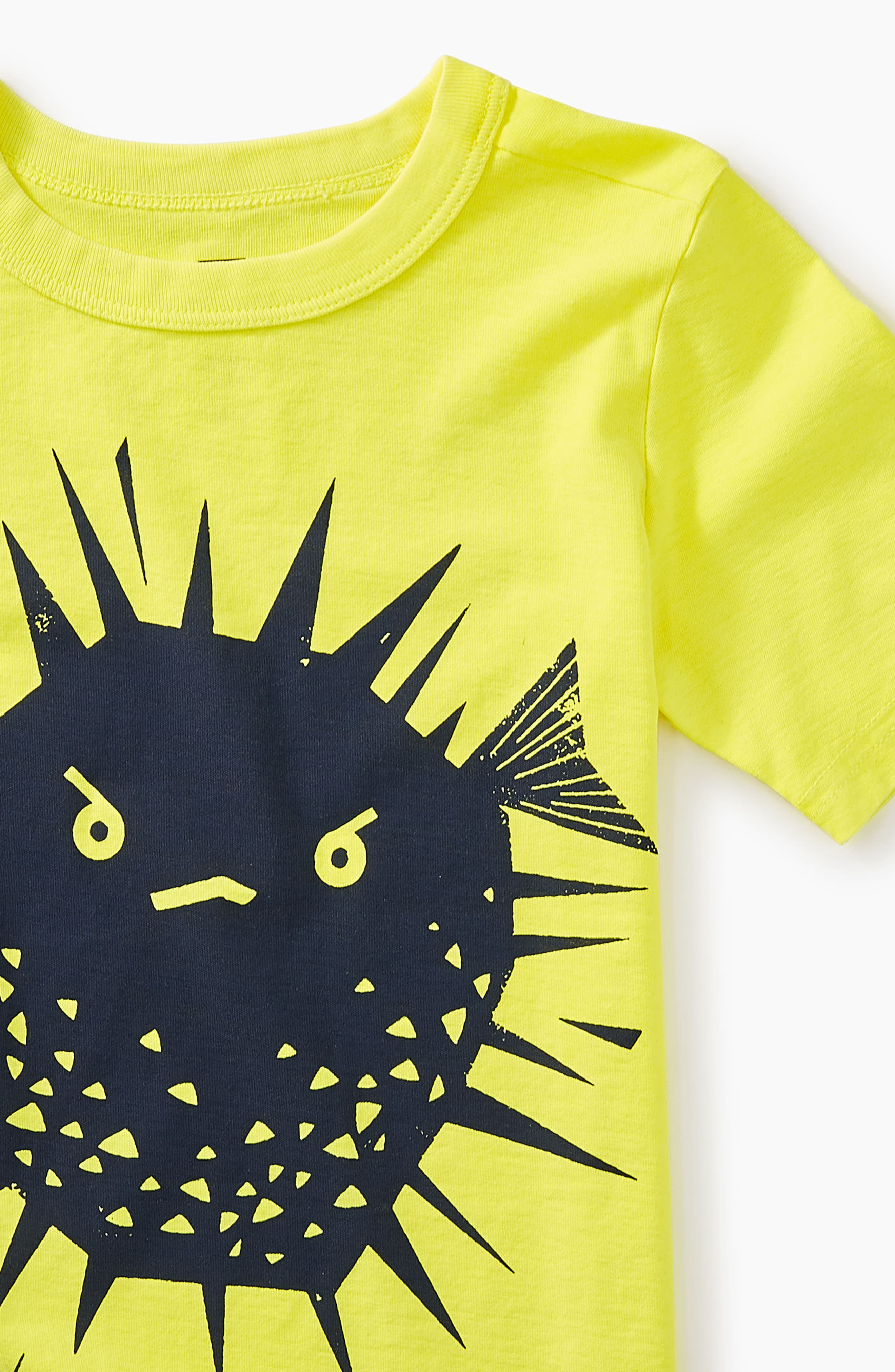 Puffer Fish Graphic T-Shirt,                             Alternate thumbnail 2, color,                             764