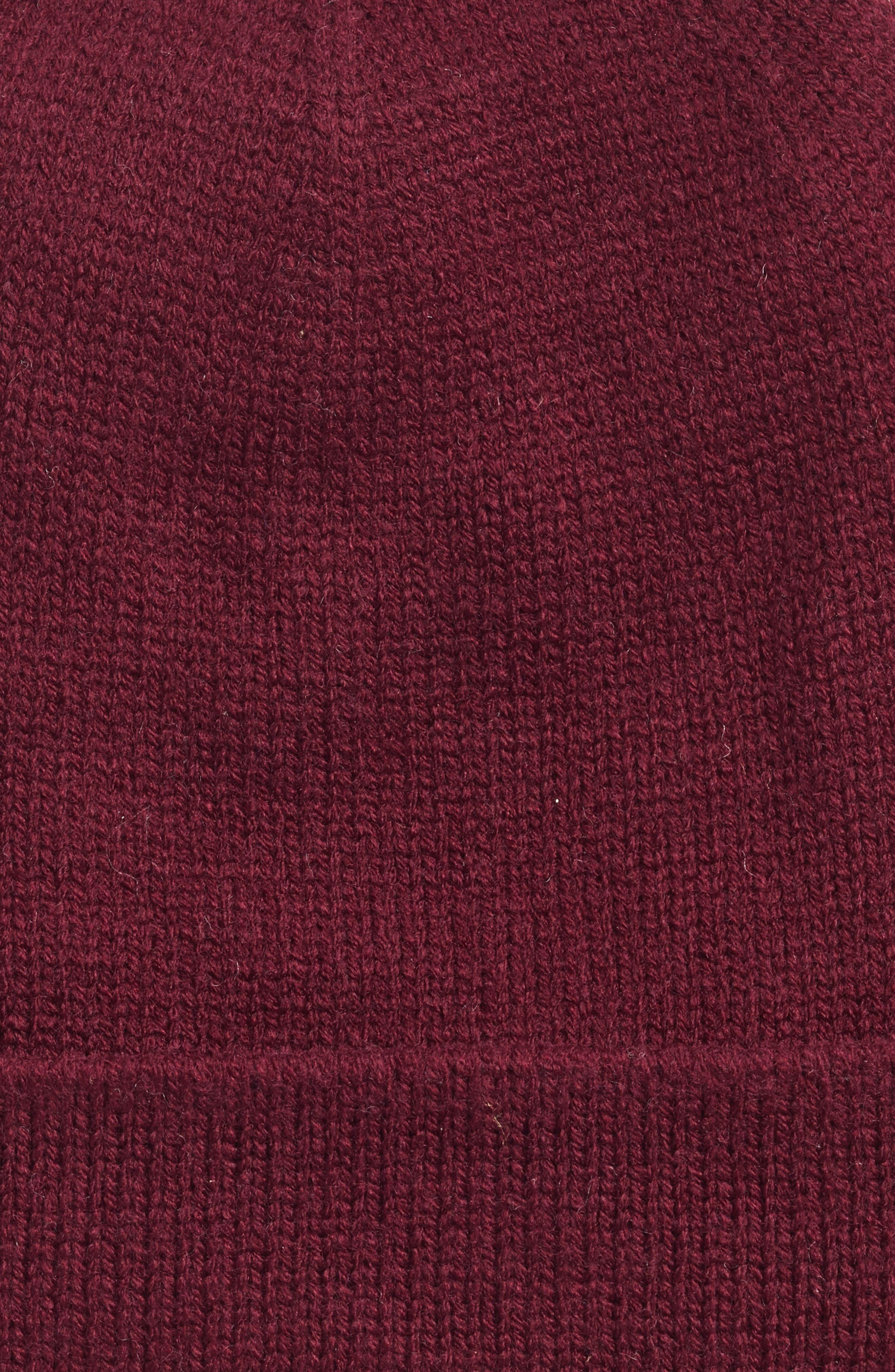 half bow beanie,                             Alternate thumbnail 10, color,
