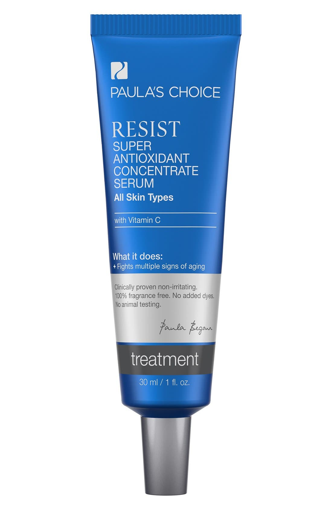 Resist Super Antioxidant Concentrate Serum,                             Main thumbnail 1, color,                             NO COLOR
