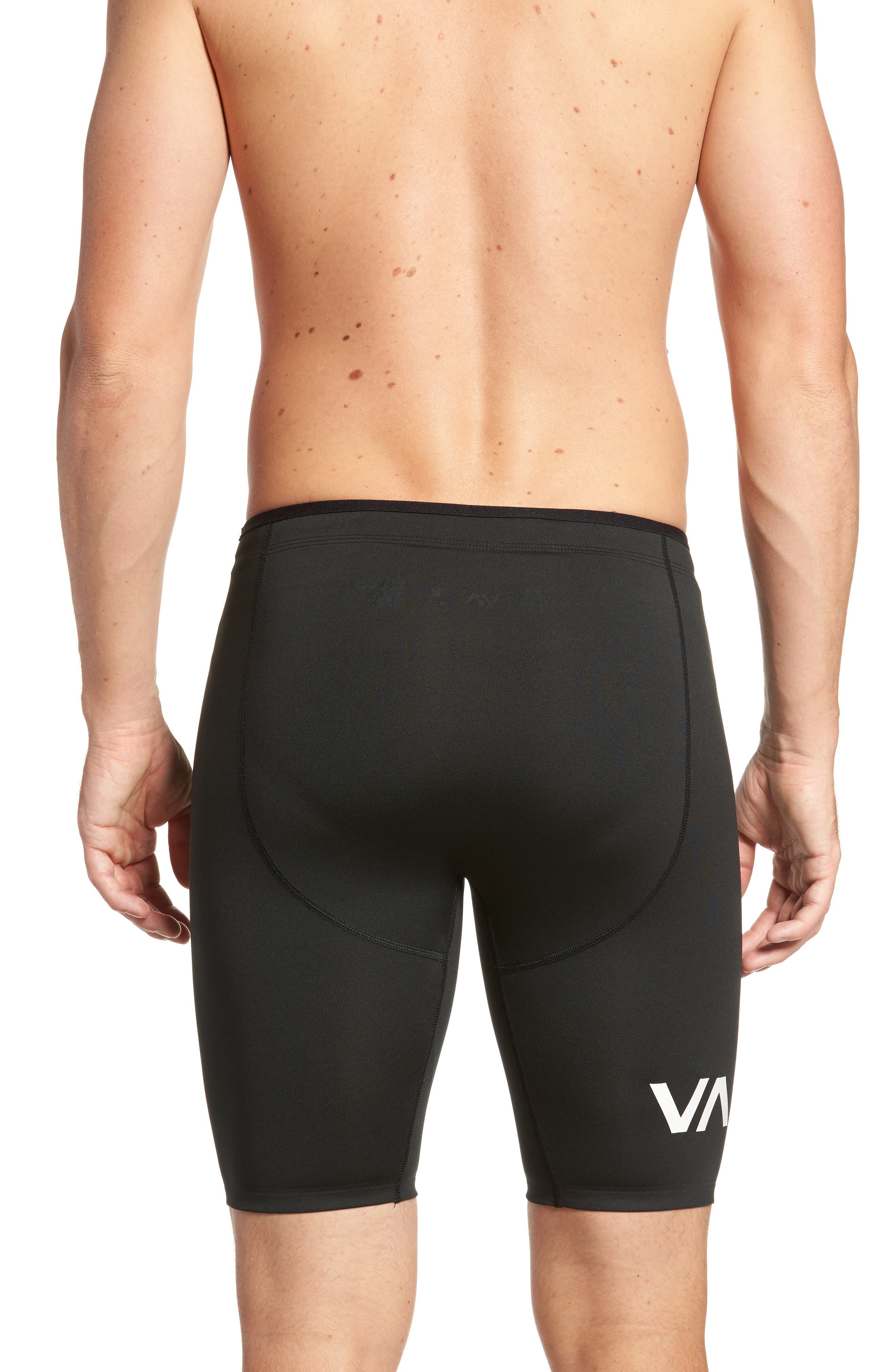 Sport Compression Shorts,                             Alternate thumbnail 2, color,                             001