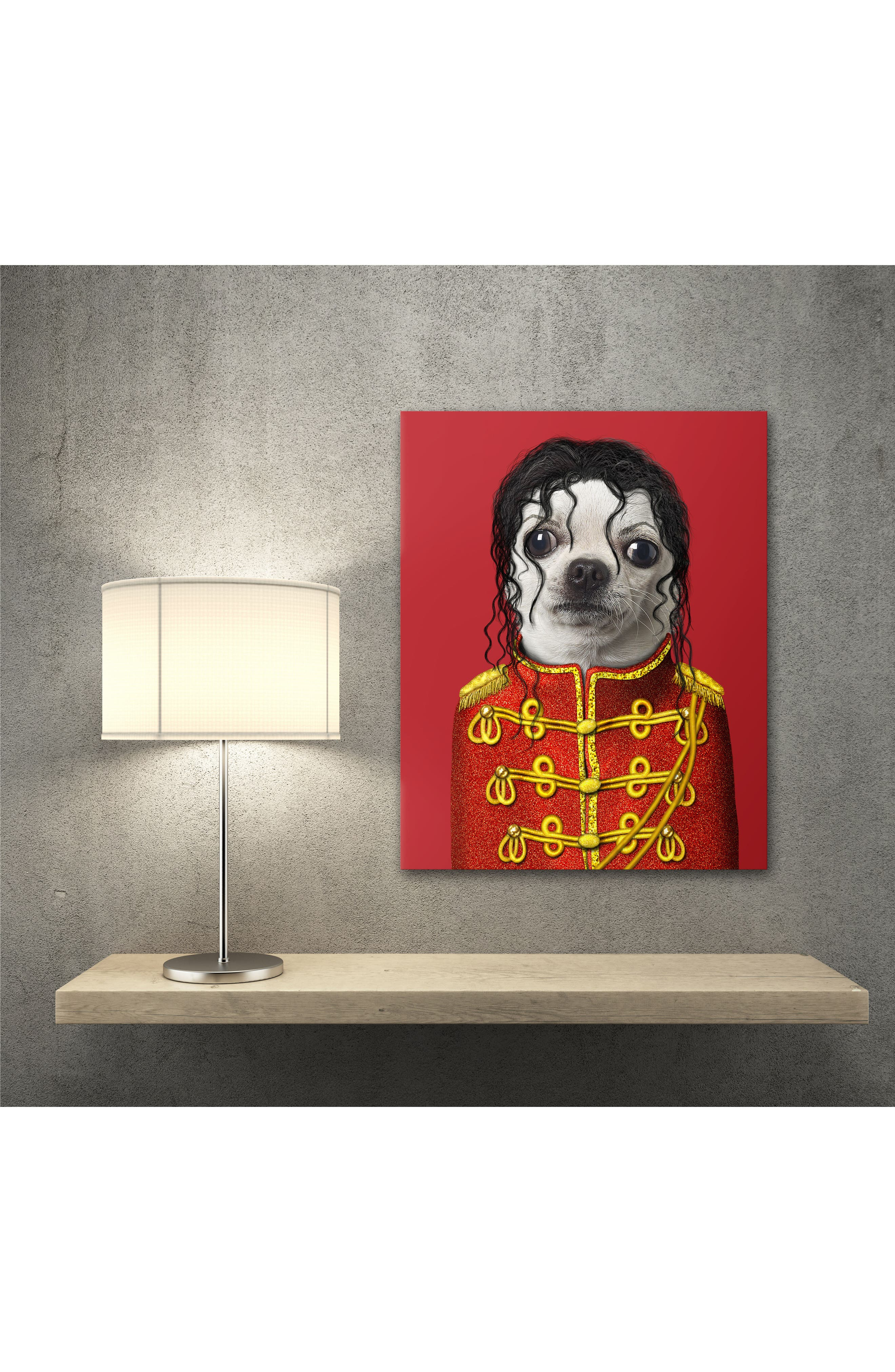 'Pets Rock<sup>™</sup> - Pop' Giclée Wall Art,                             Alternate thumbnail 2, color,