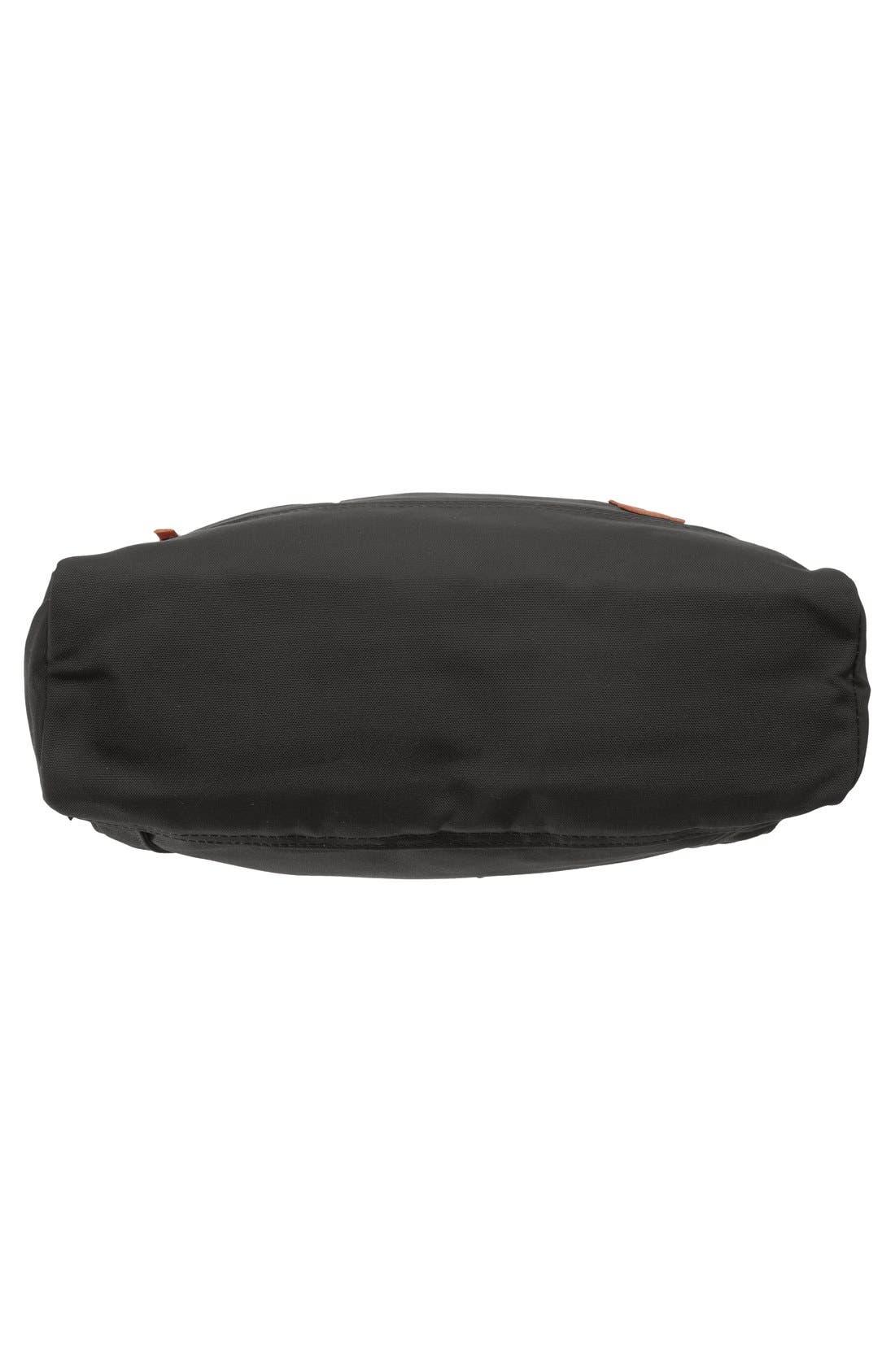 'Totepack No.1' Water Resistant Tote,                             Alternate thumbnail 4, color,                             BLACK