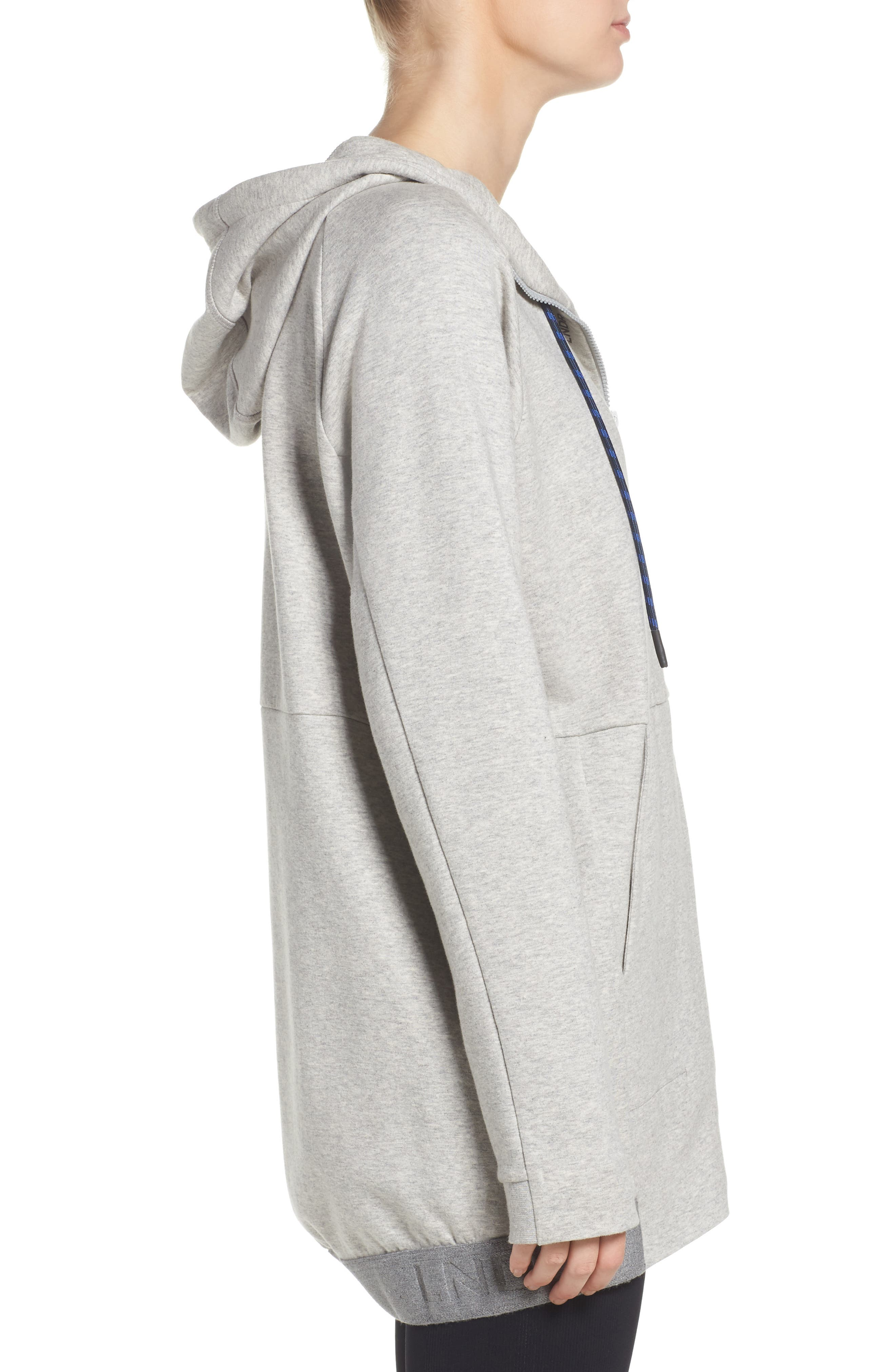 Switch Oversize Hoodie,                             Alternate thumbnail 3, color,                             020