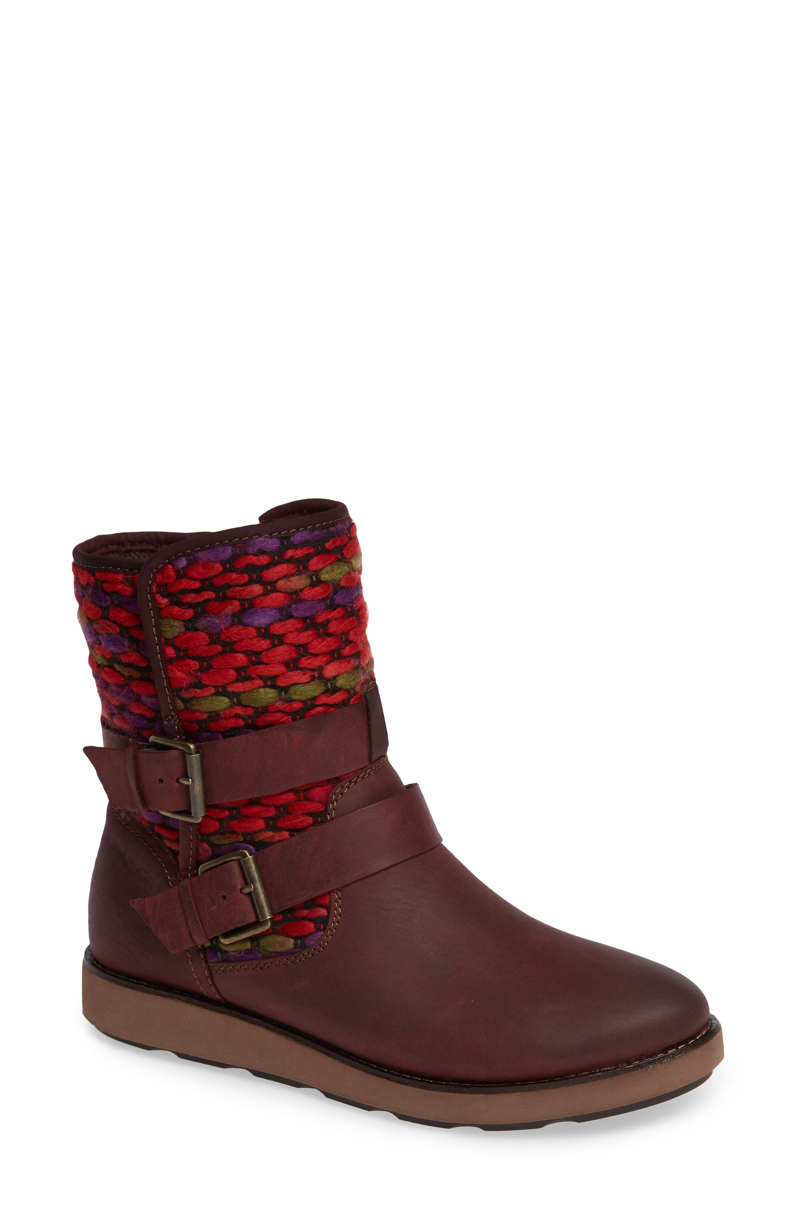 Bionica Nordic Bootie- Red