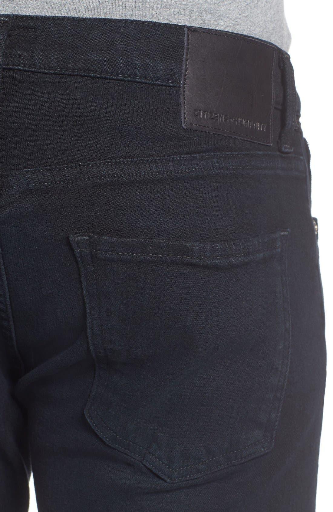 Gage Slim Straight Leg Jeans,                             Alternate thumbnail 8, color,                             401