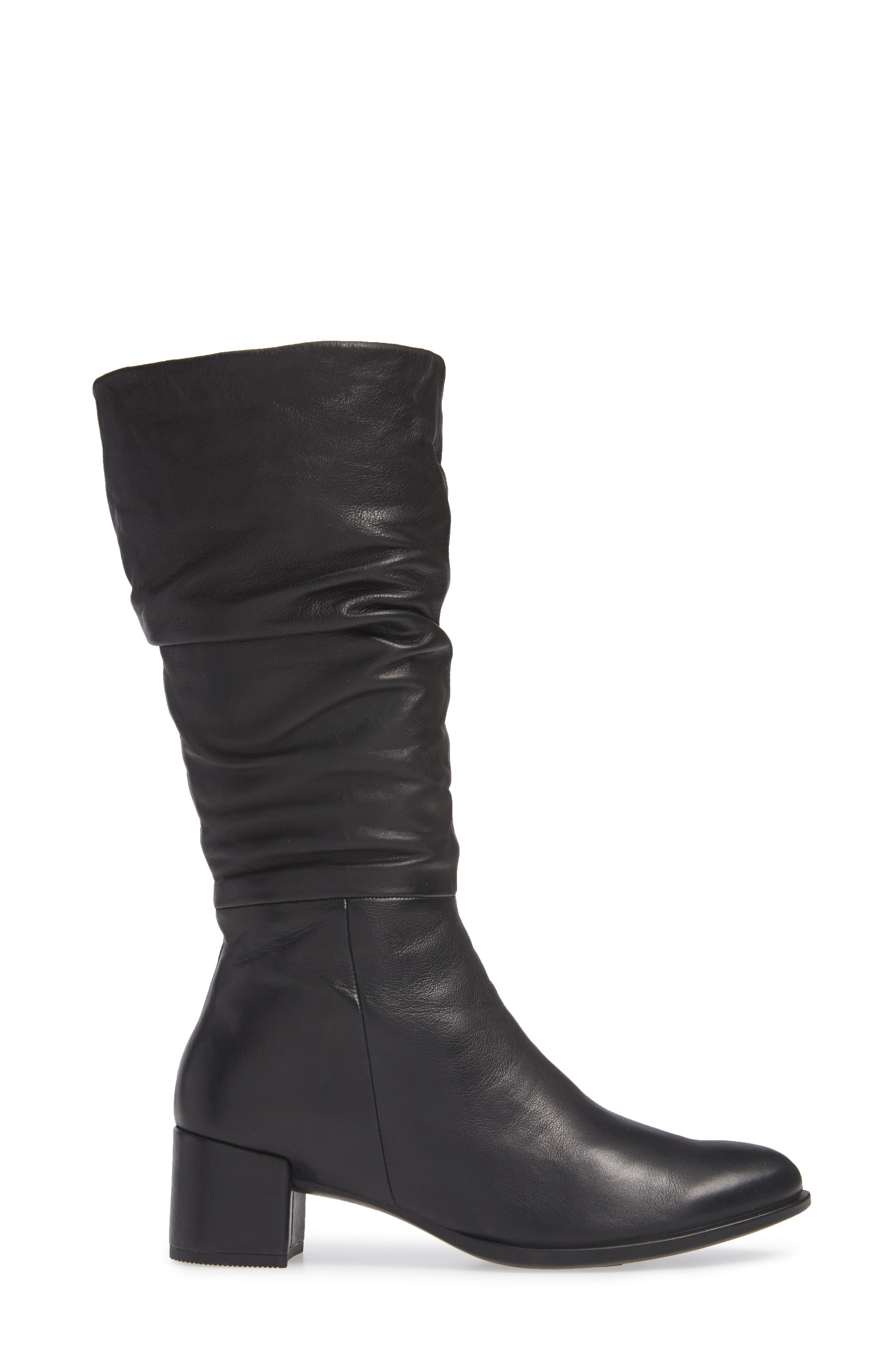 Shape 35 Slouch Boot,                             Alternate thumbnail 3, color,                             001