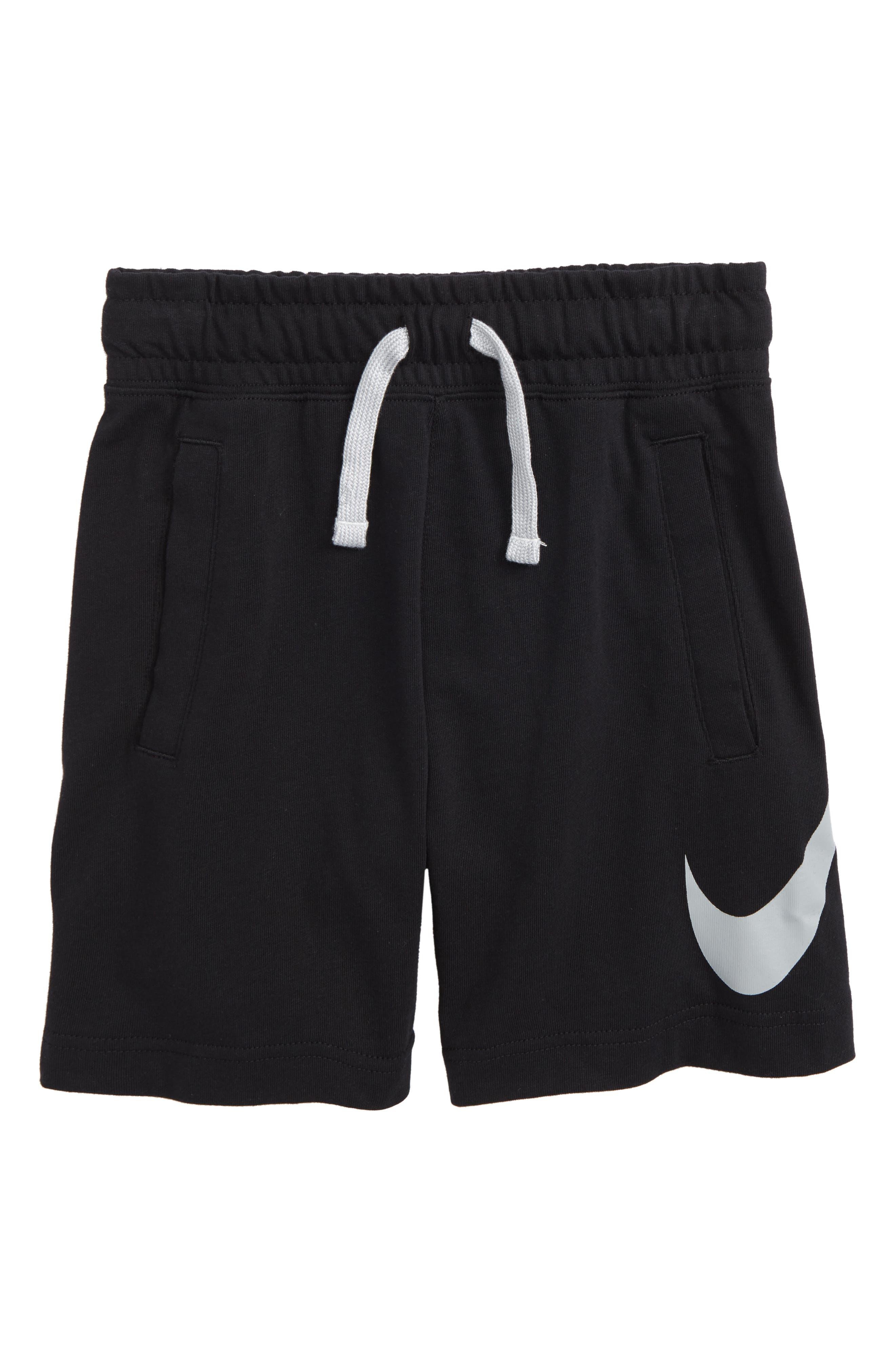 Sportswear Jersey Shorts,                             Main thumbnail 1, color,                             010