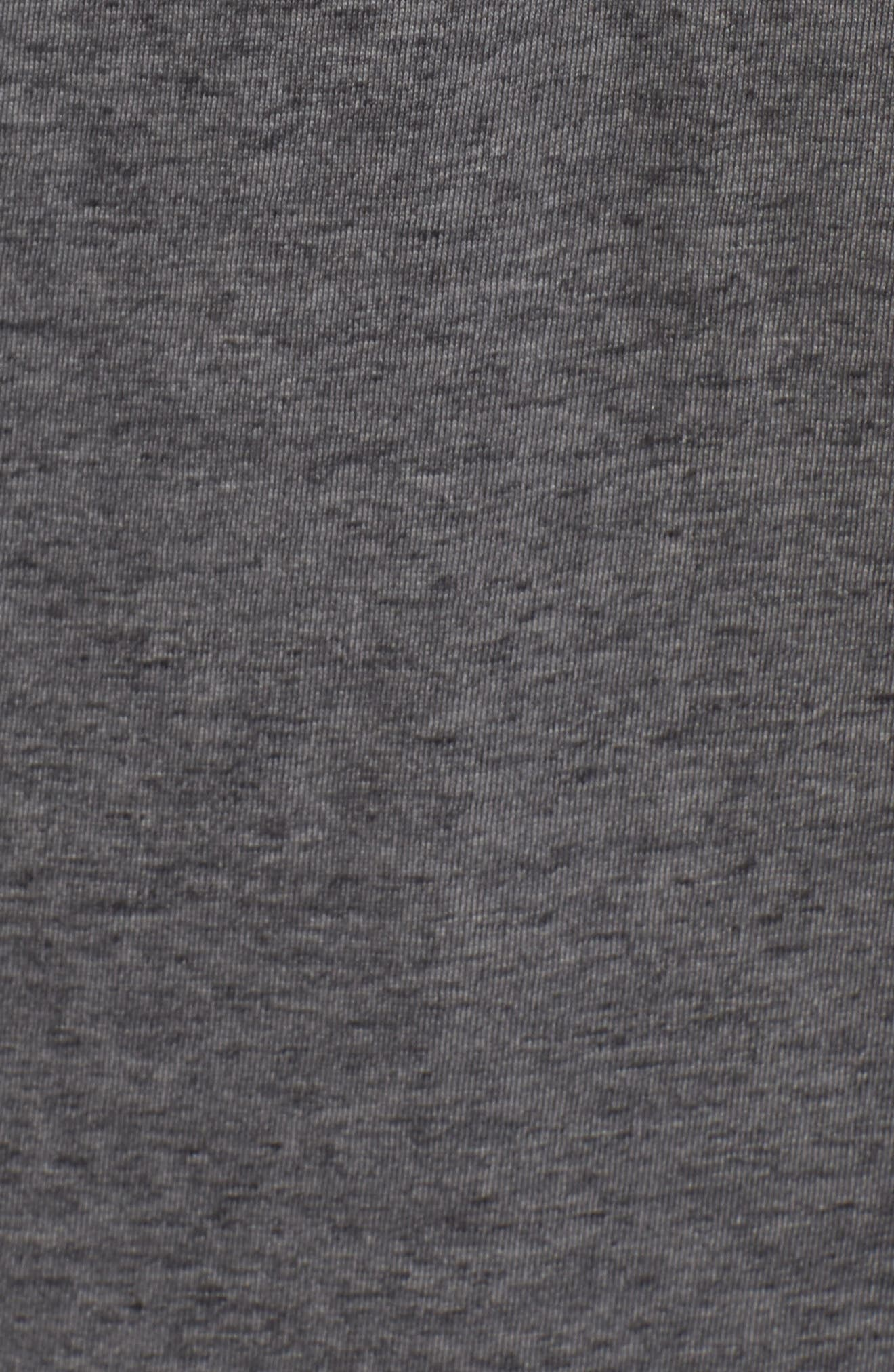 Oil-Washed Pocket T-Shirt,                             Alternate thumbnail 5, color,                             021
