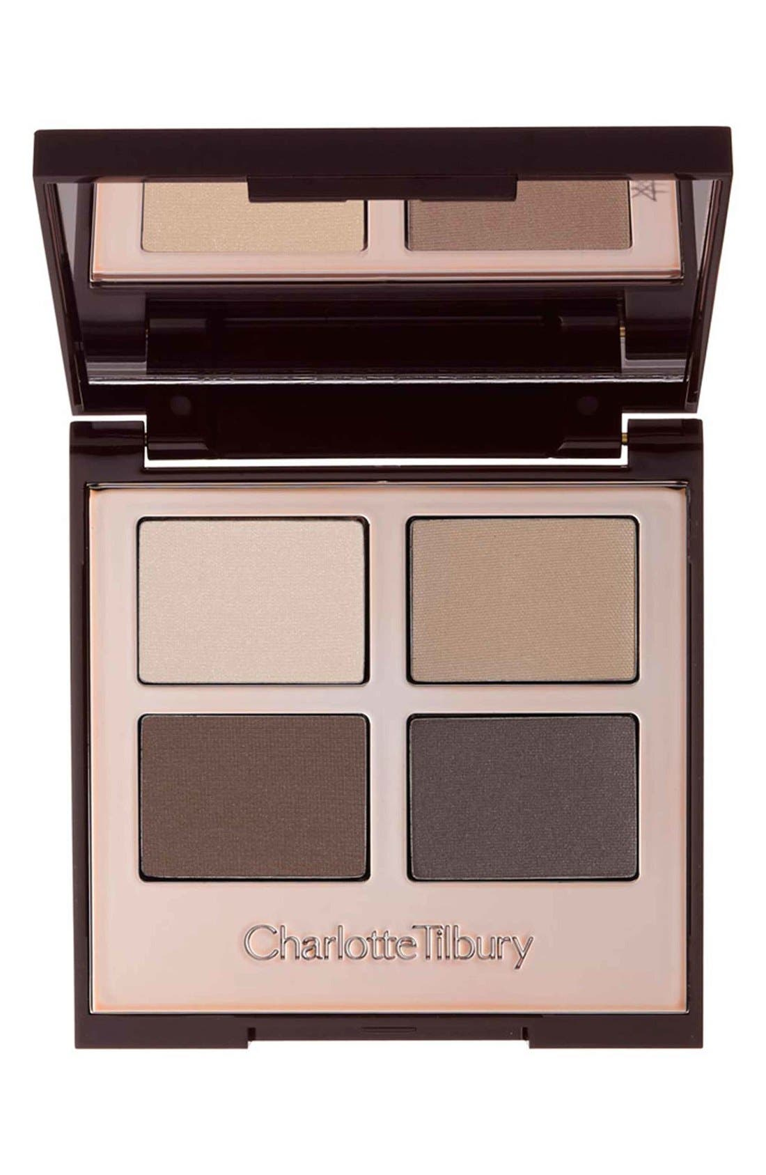 Luxury Eyeshadow Palette,                             Main thumbnail 1, color,                             THE SOPHISTICATE