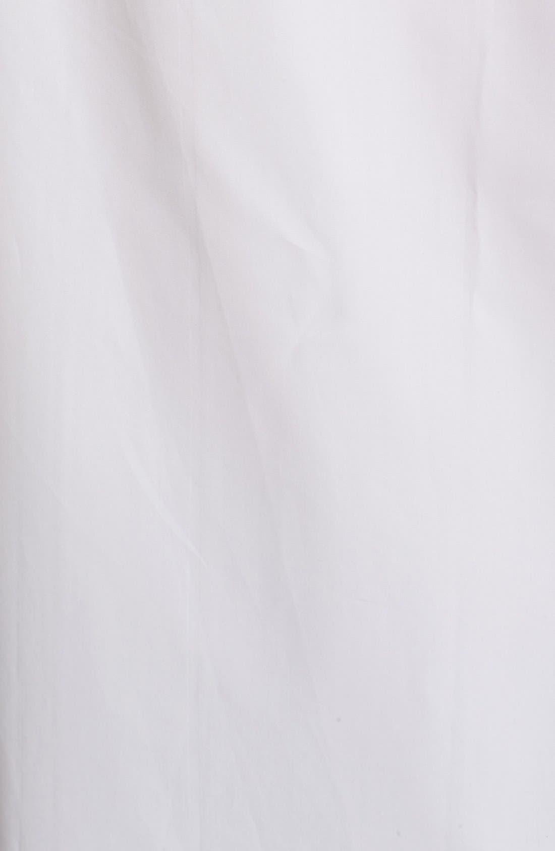 'Kacy' Reversible Off the Shoulder Tunic Top,                             Alternate thumbnail 5, color,                             100