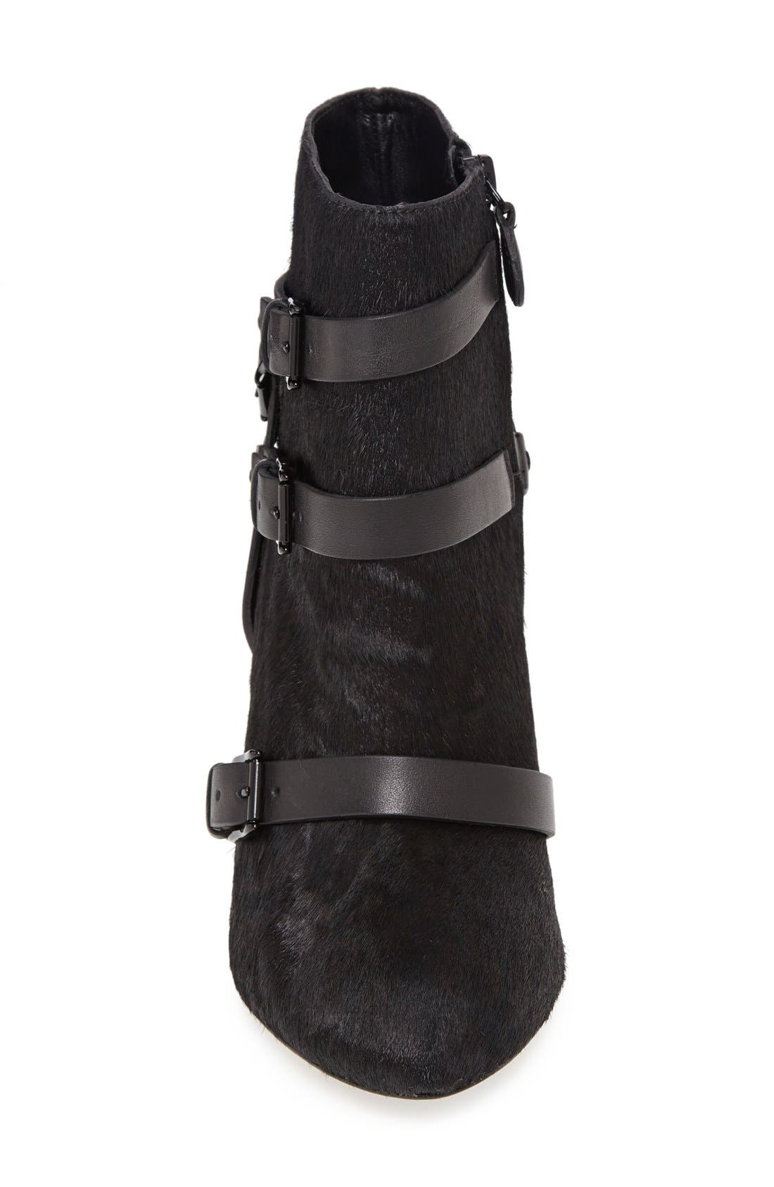 'Maggie' Wedge Bootie,                             Alternate thumbnail 3, color,                             524