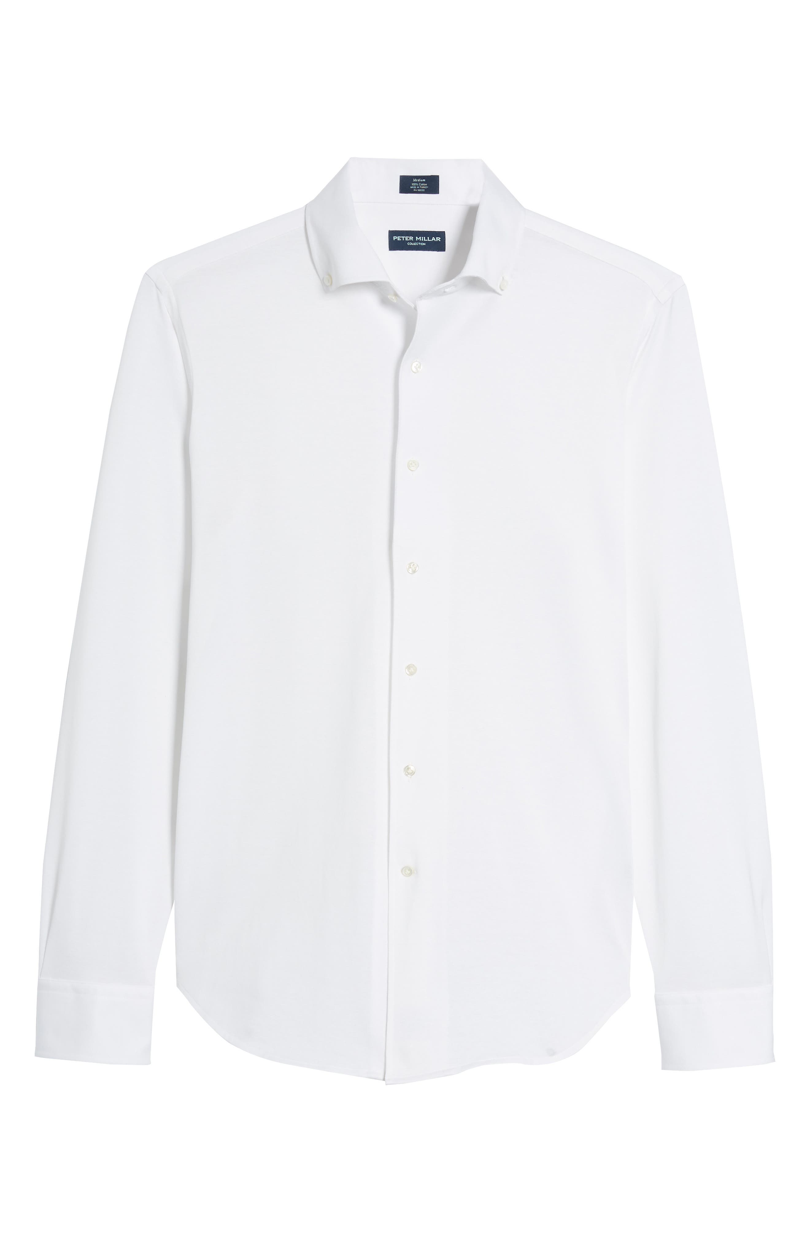 Summer Mesh Jersey Sport Shirt,                             Alternate thumbnail 6, color,                             100