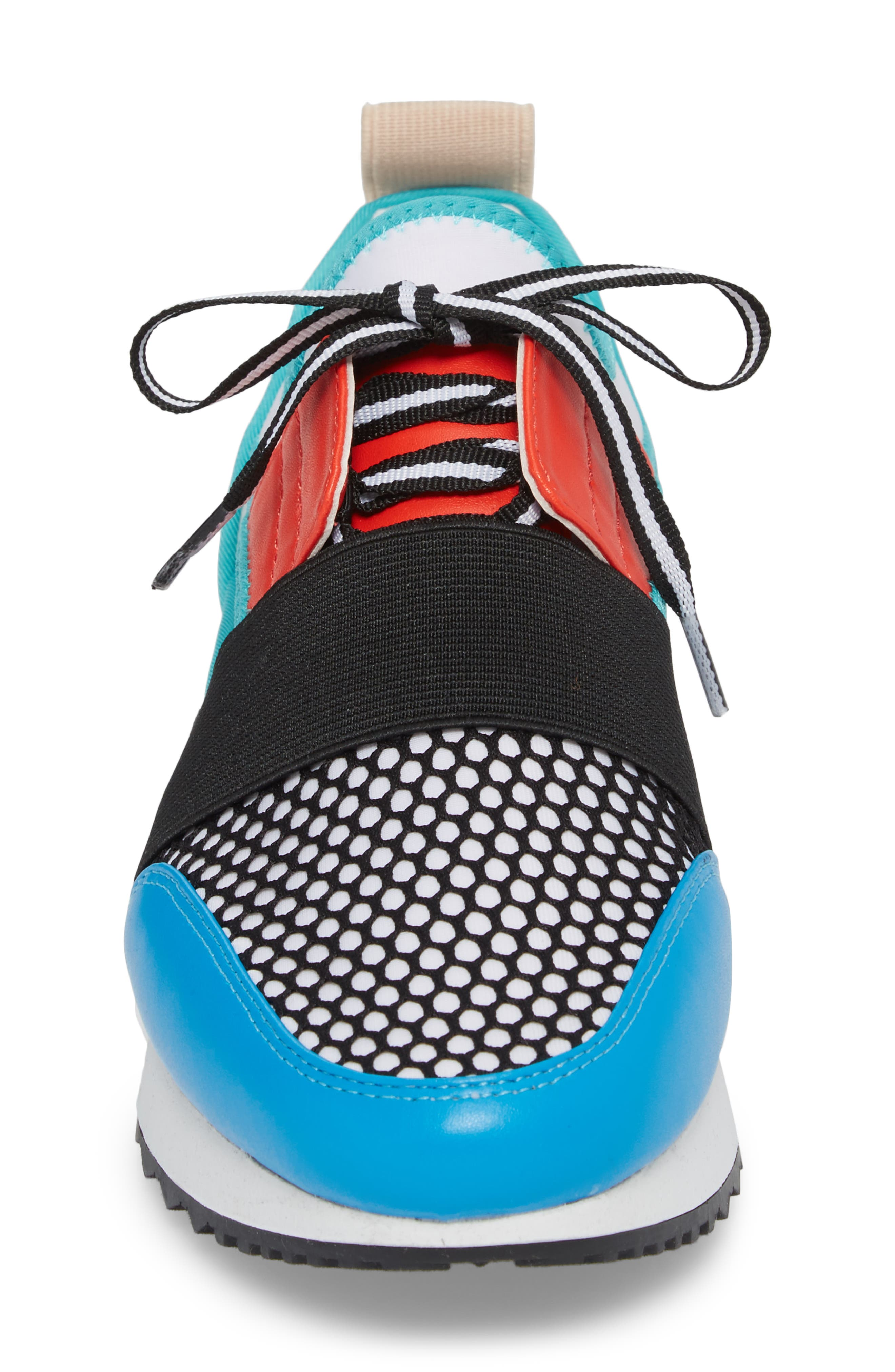 Arctic Sneaker,                             Alternate thumbnail 4, color,                             BRIGHT MULTI