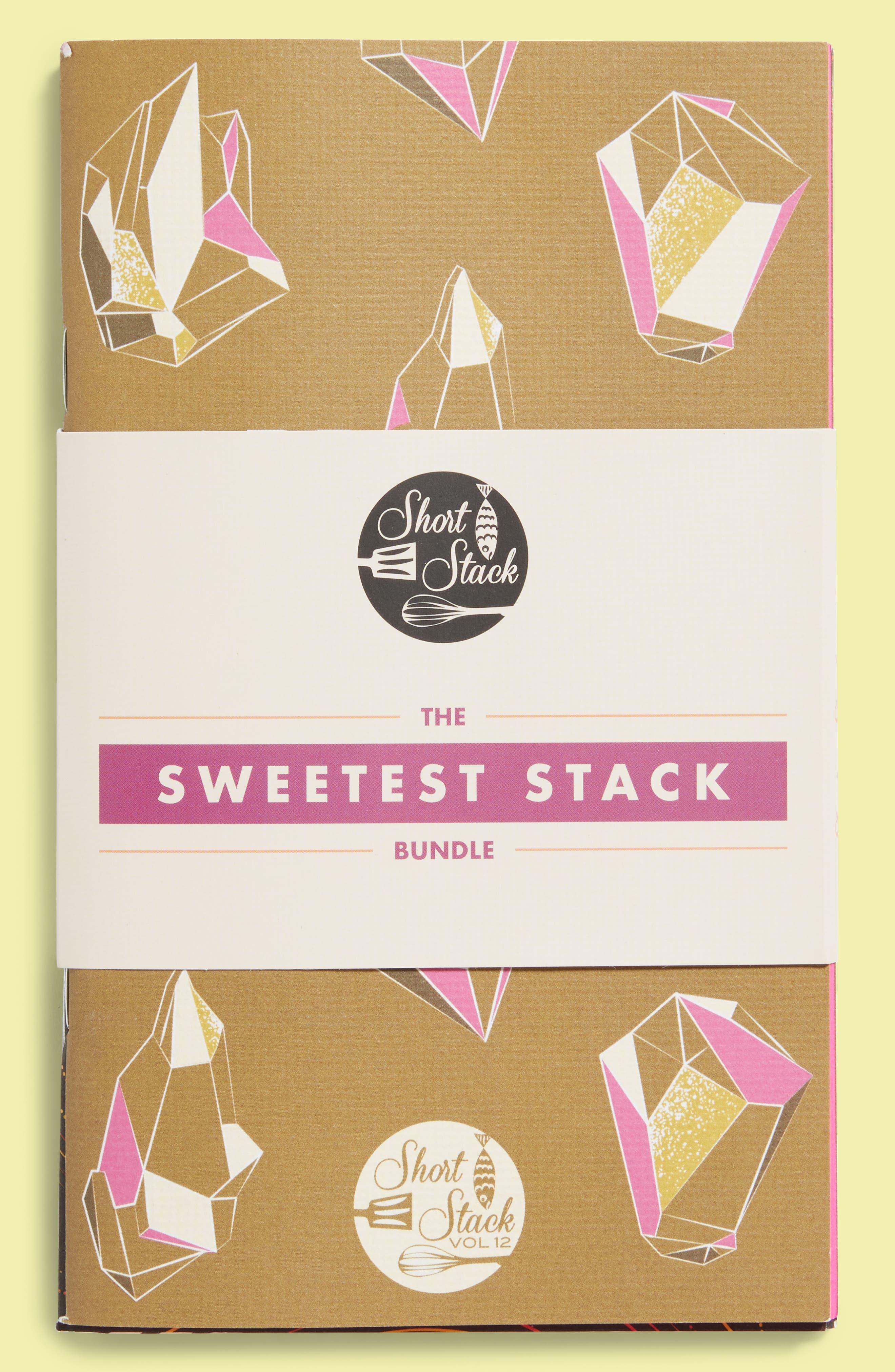 Short Stack The Sweetest Stack Recipe Book Bundle,                         Main,                         color, 960