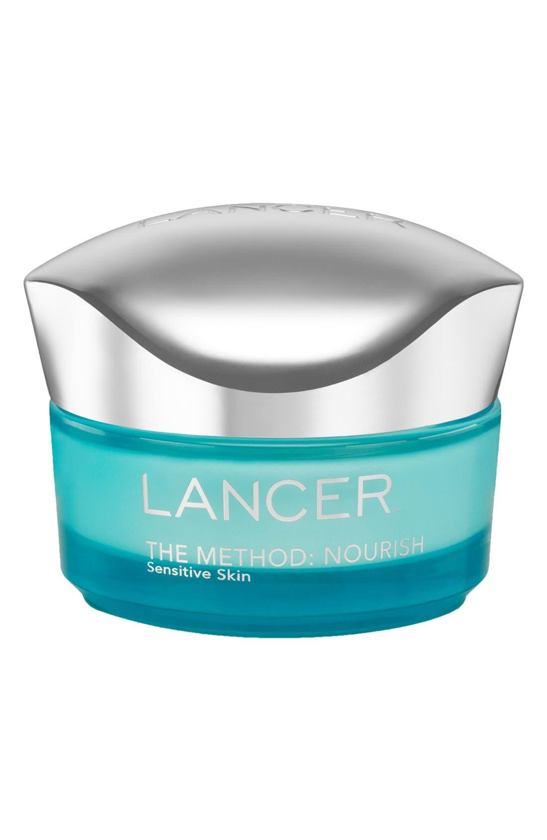 The Method Nourish Sensitive Skin Moisturizer,                         Main,                         color, NO COLOR