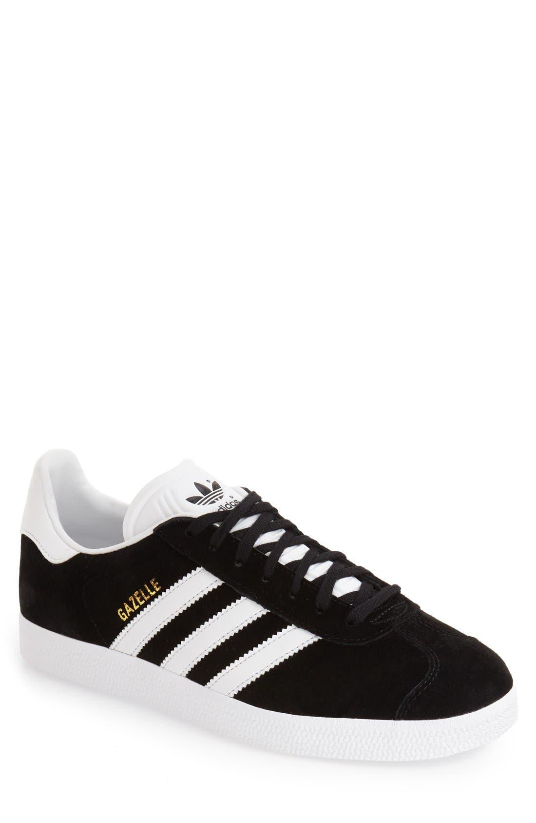 Gazelle Sneaker,                             Main thumbnail 1, color,                             001