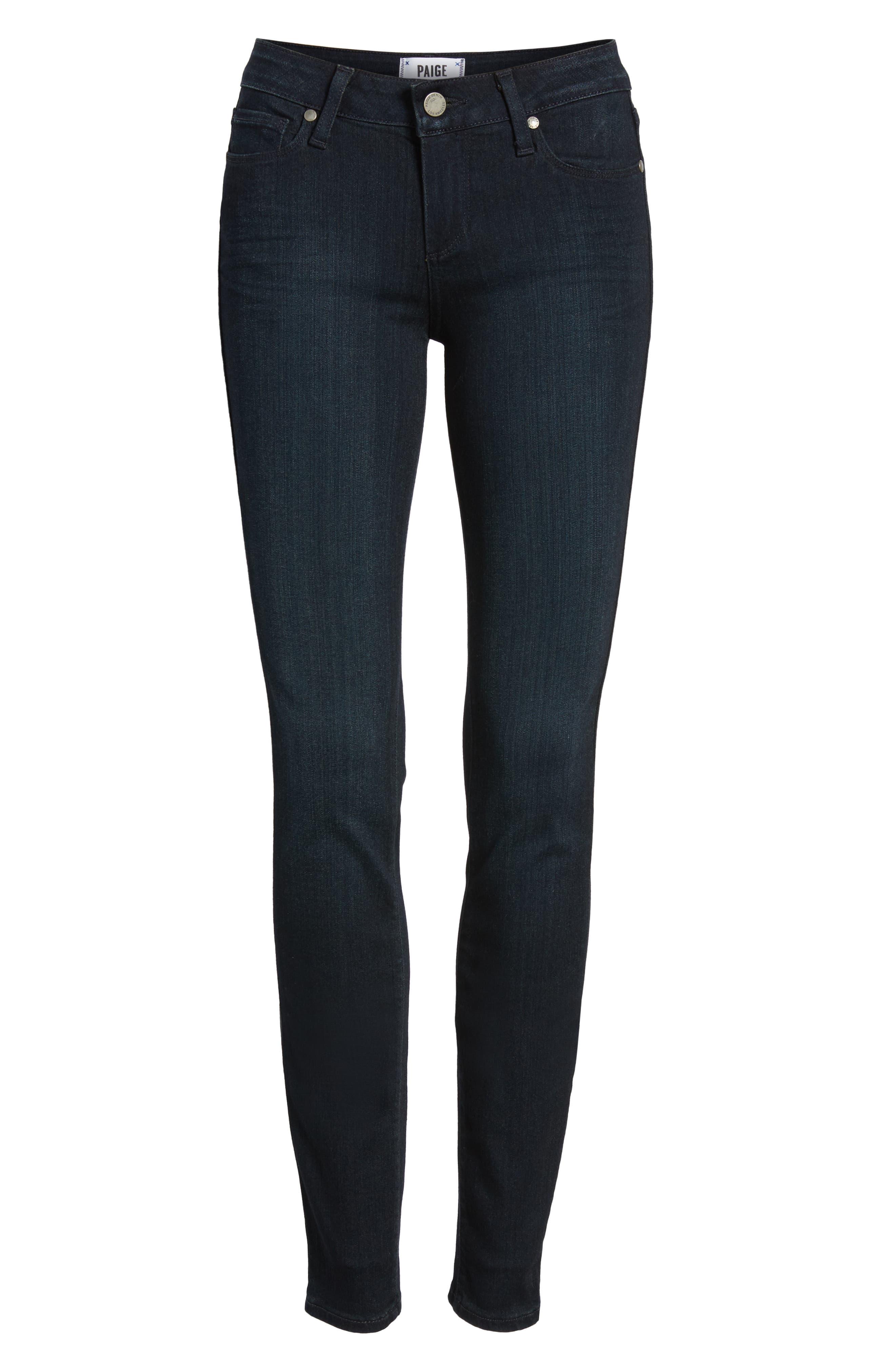 Transcend - Verdugo Ultra Skinny Jeans,                             Alternate thumbnail 3, color,                             TONAL MONA