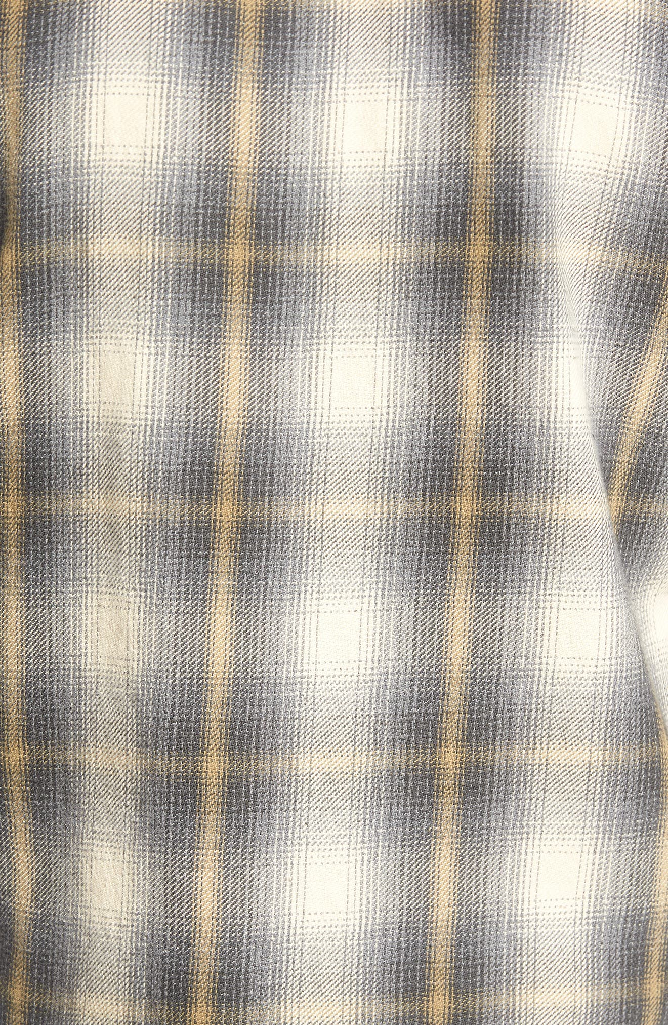 Heavy Twill Reversible Shirt Jacket,                             Alternate thumbnail 5, color,                             101
