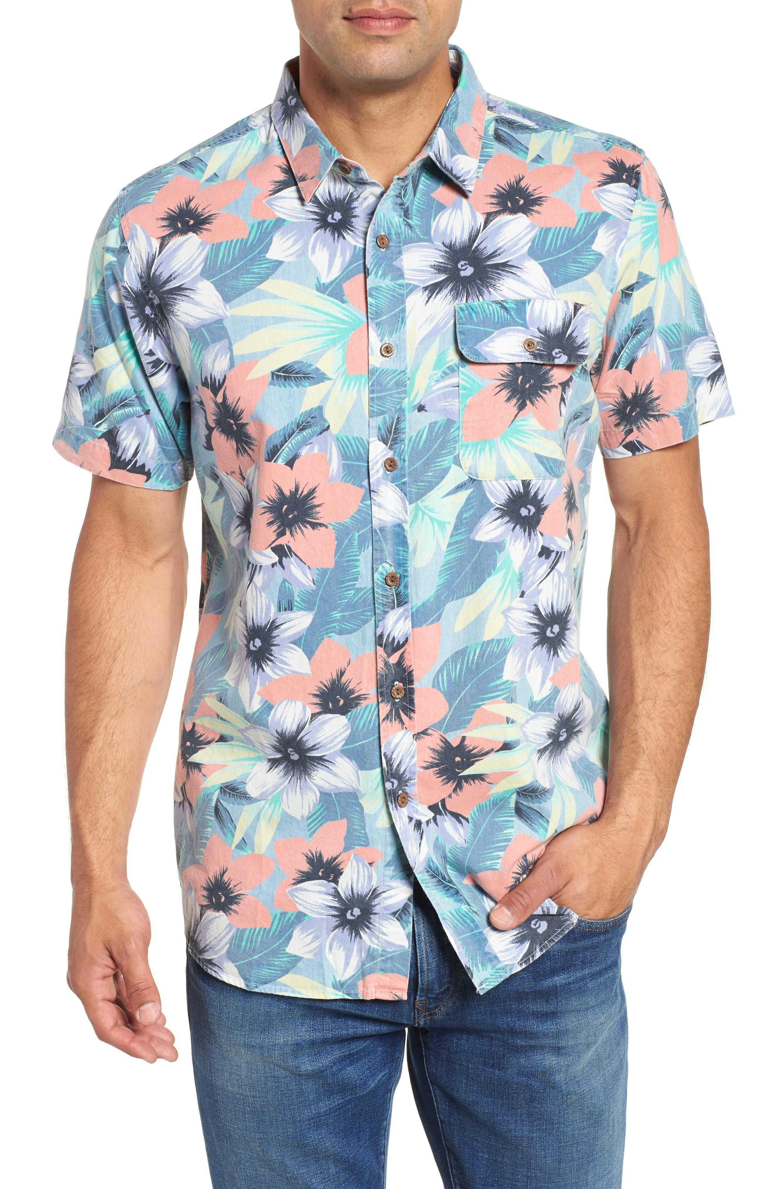 Meledrone Woven Shirt,                             Main thumbnail 2, color,