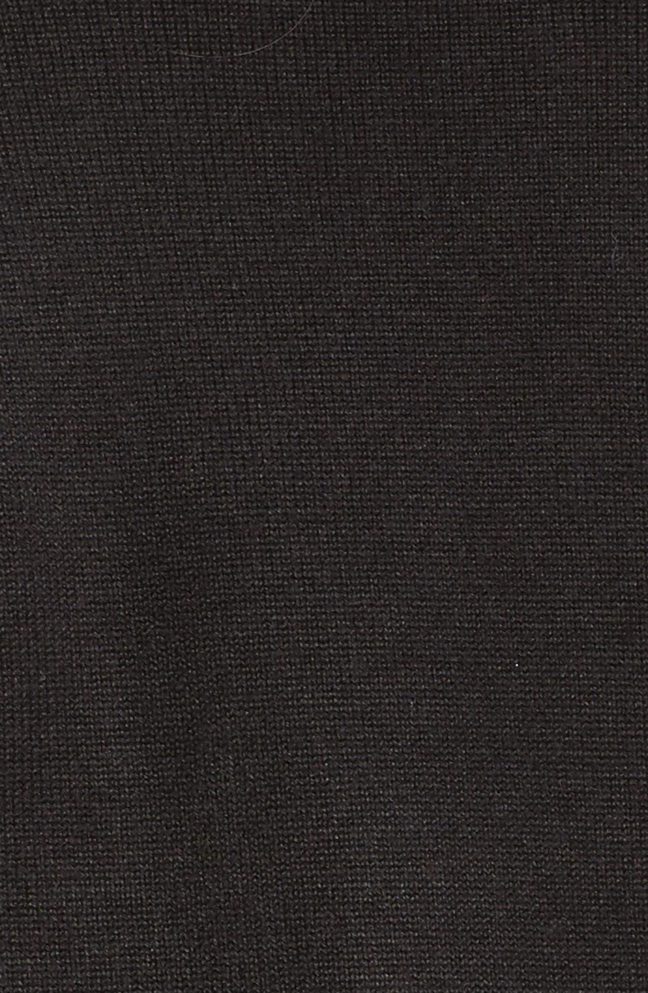 Lace Cardigan,                             Alternate thumbnail 5, color,                             001