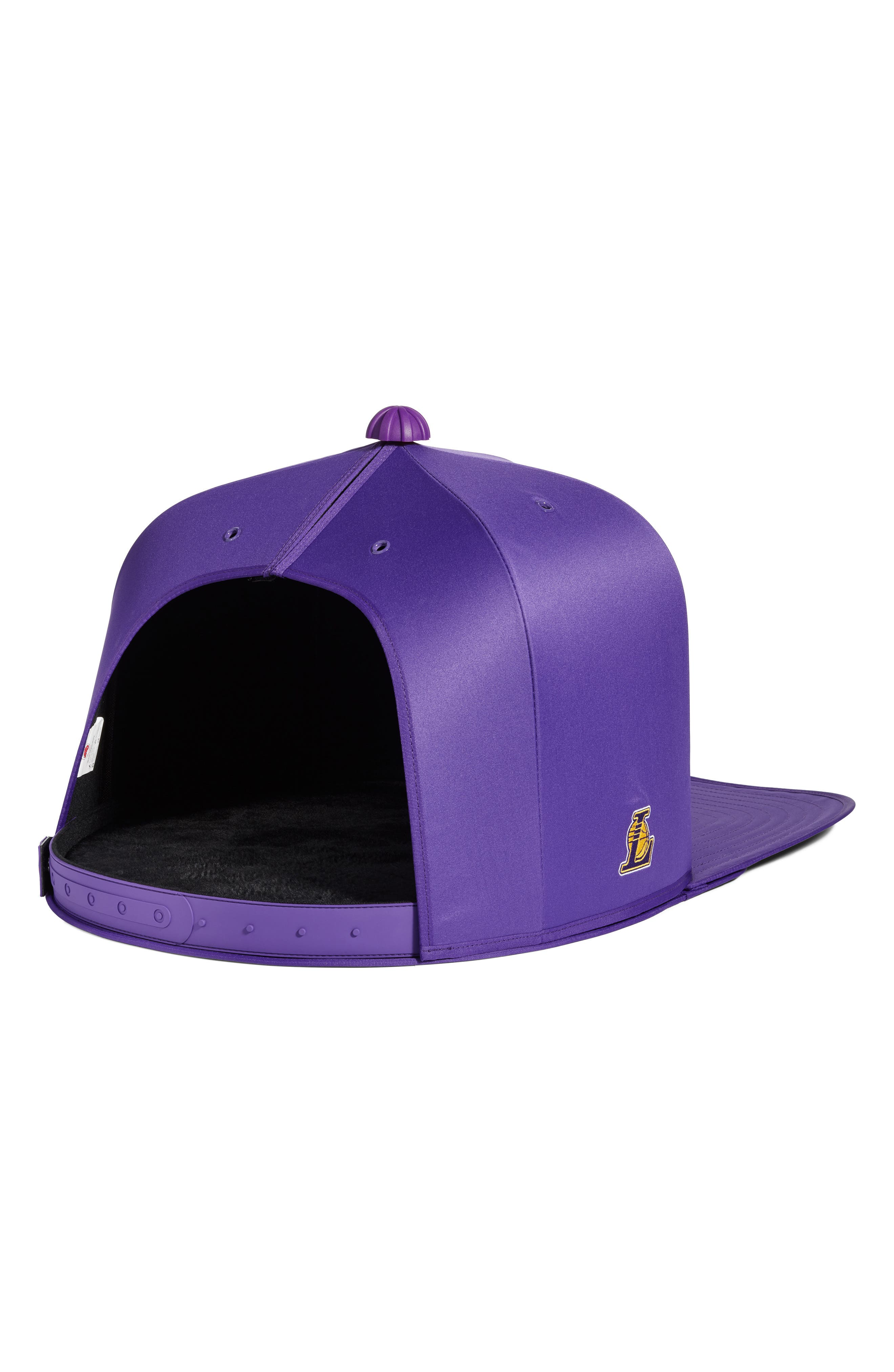 Los Angeles Lakers Pet Bed,                             Alternate thumbnail 2, color,                             500