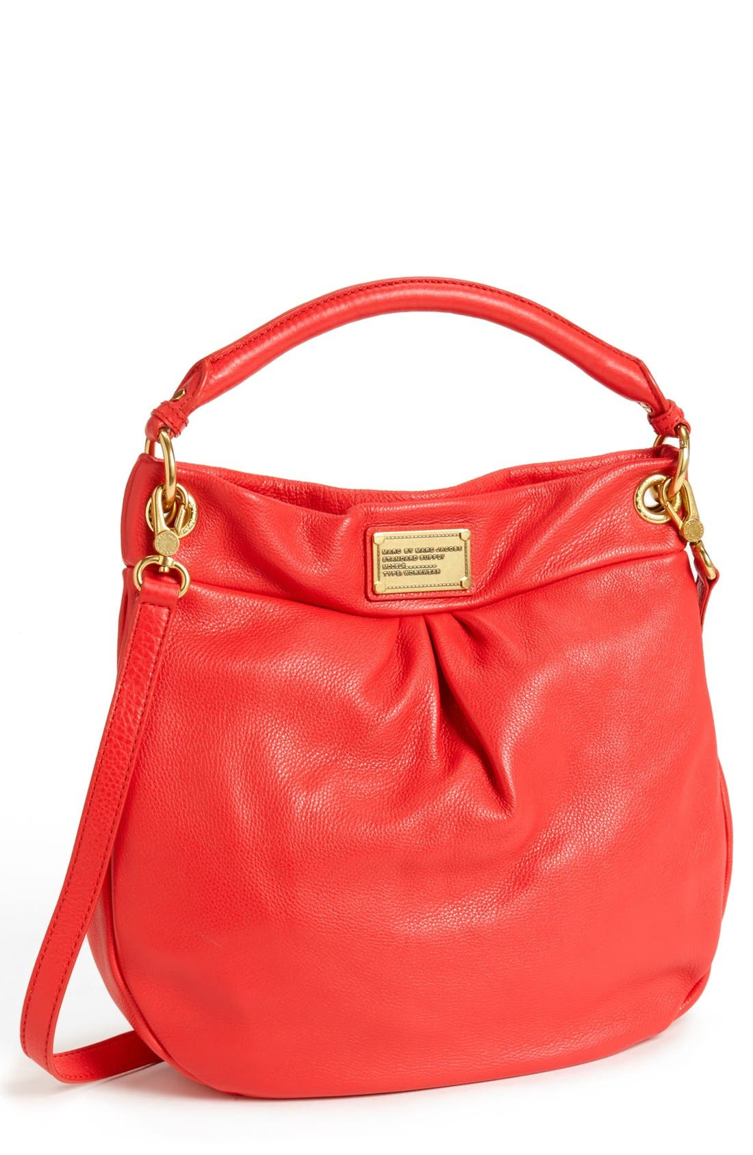 MARC BY MARC JACOBS 'Classic Q - Hillier' Hobo,                             Main thumbnail 5, color,