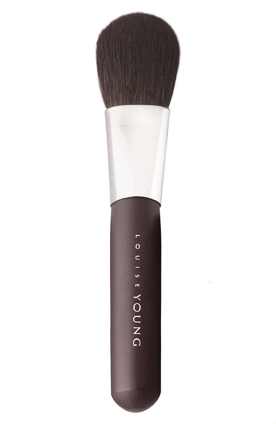 LY06 Super Blusher Brush,                             Main thumbnail 1, color,                             000