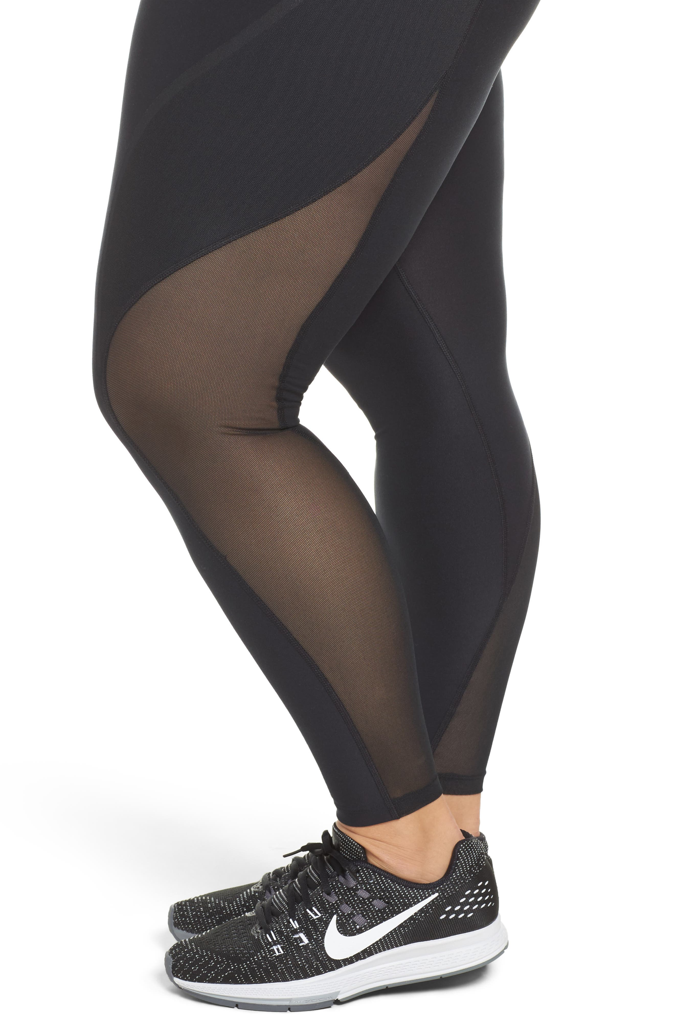 Power Legendary Training Tights,                             Alternate thumbnail 4, color,
