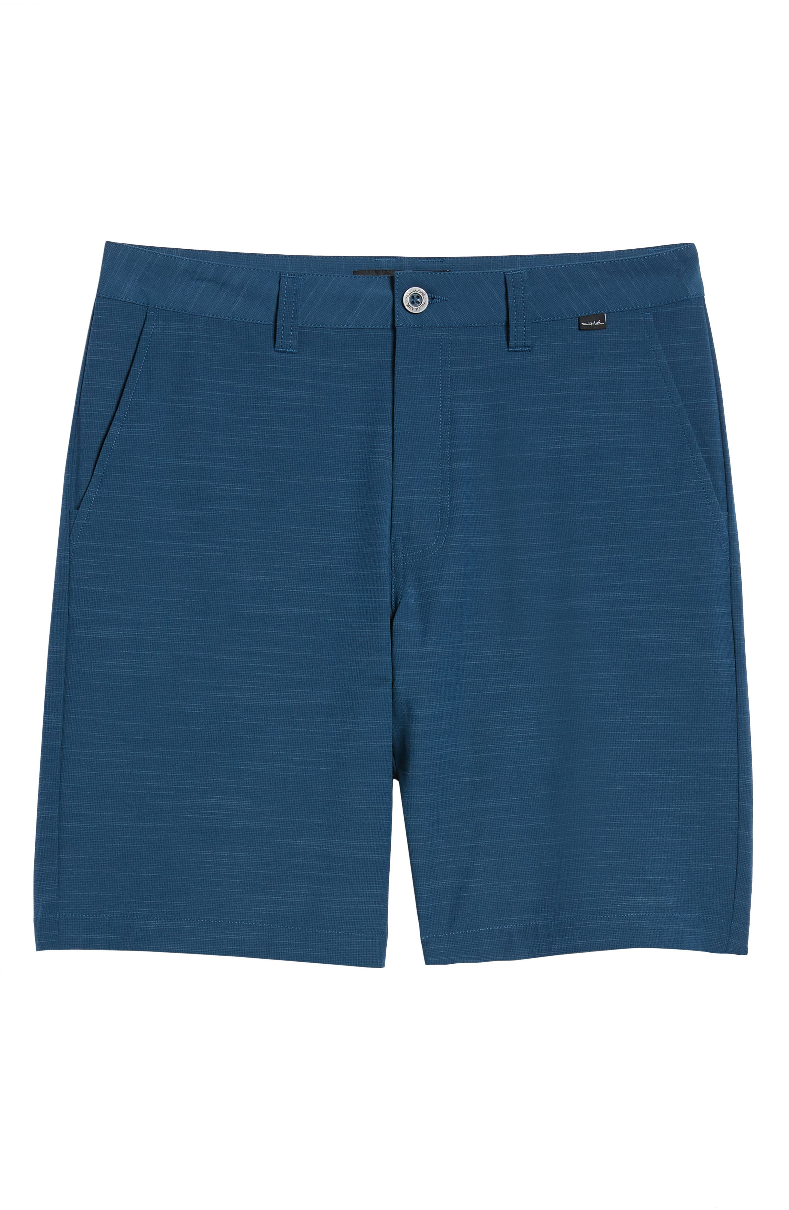 Undertow Hybrid Shorts,                             Alternate thumbnail 6, color,                             BLUE WING TEAL