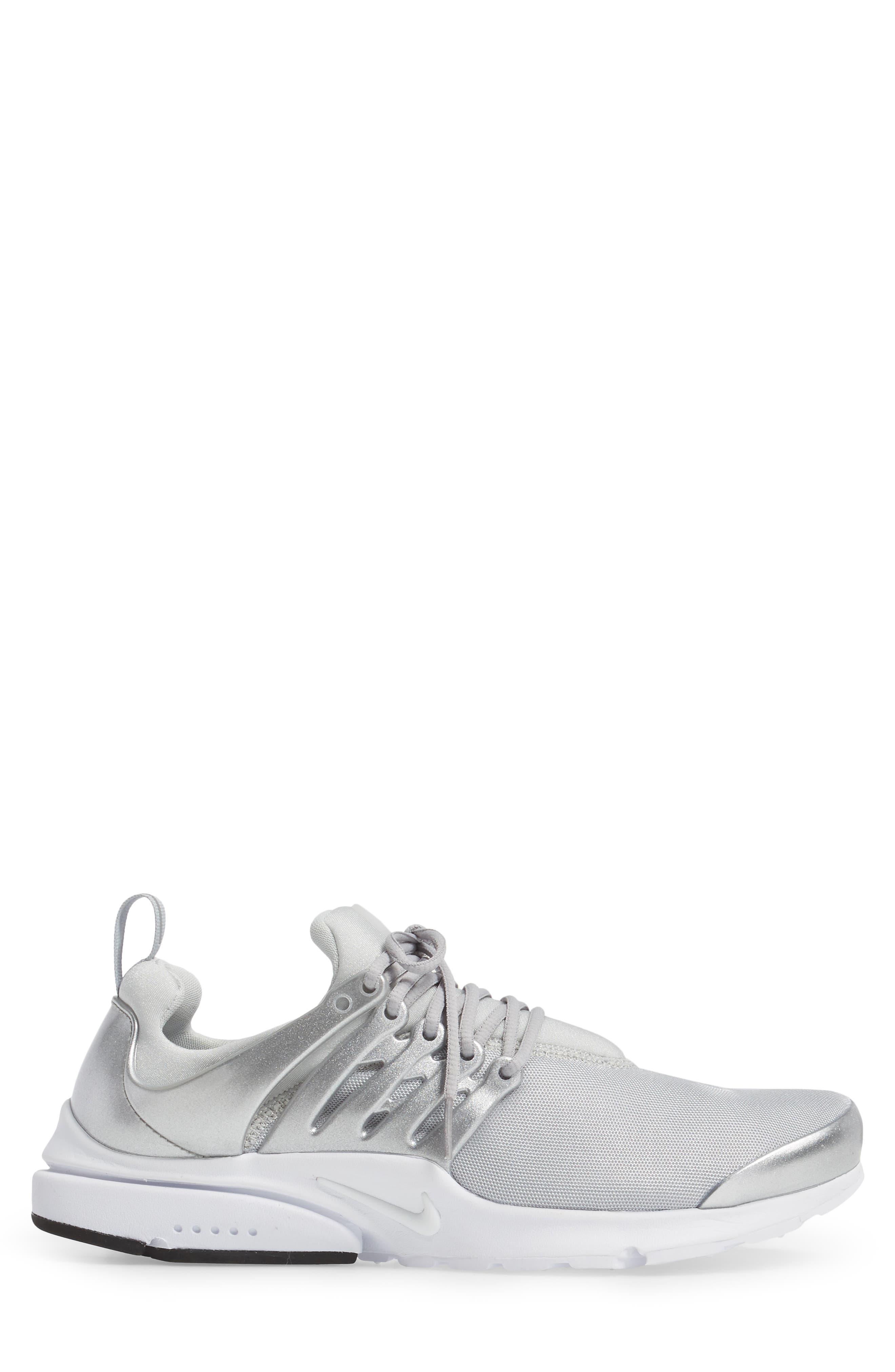 Air Presto Premium Sneaker,                             Alternate thumbnail 3, color,                             021