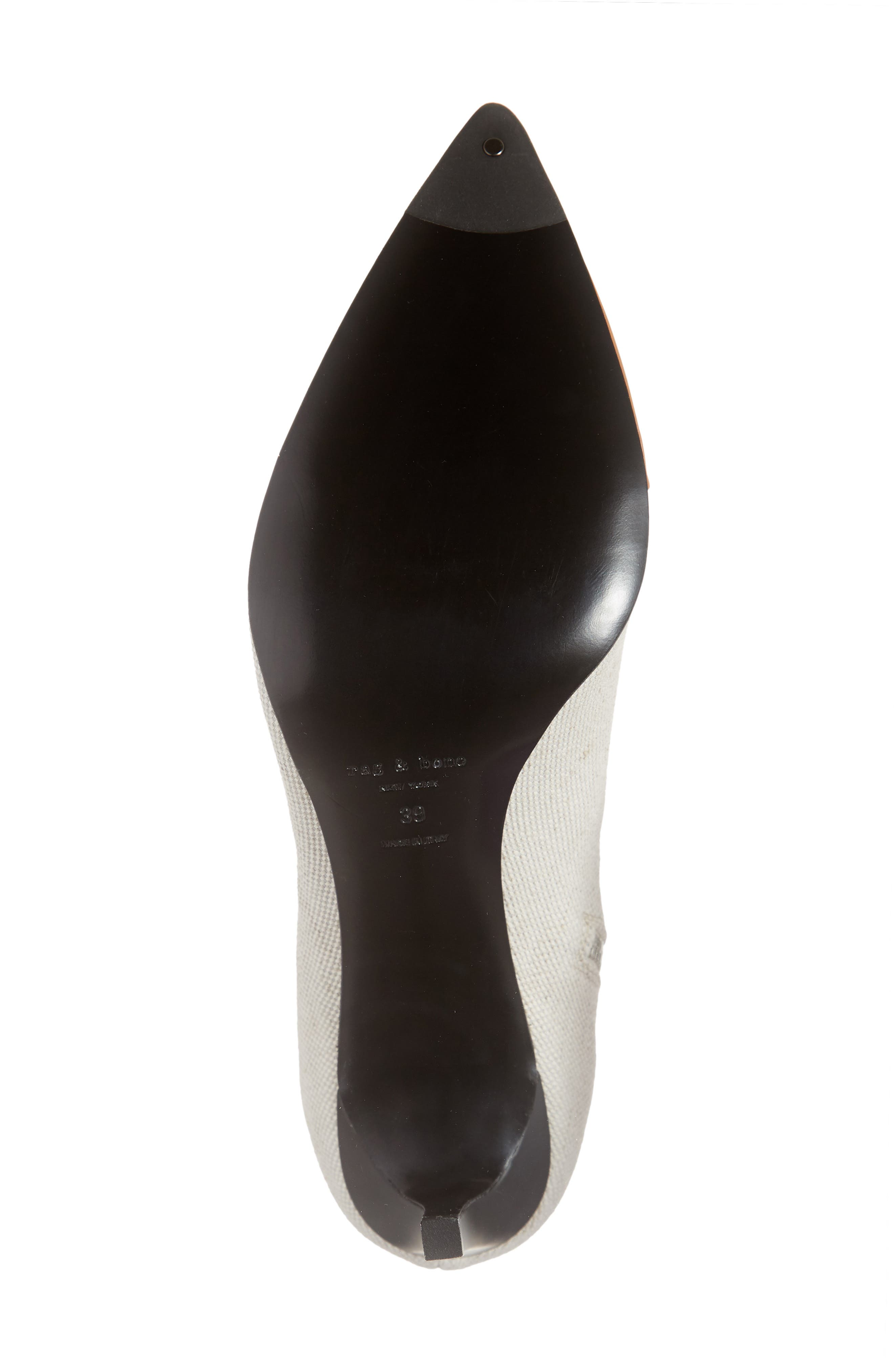 Beha Pointy Toe Bootie,                             Alternate thumbnail 6, color,                             900