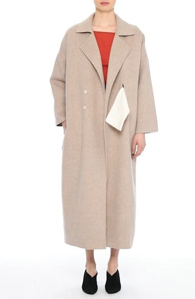 Kate Oversize Belted Coat, video thumbnail