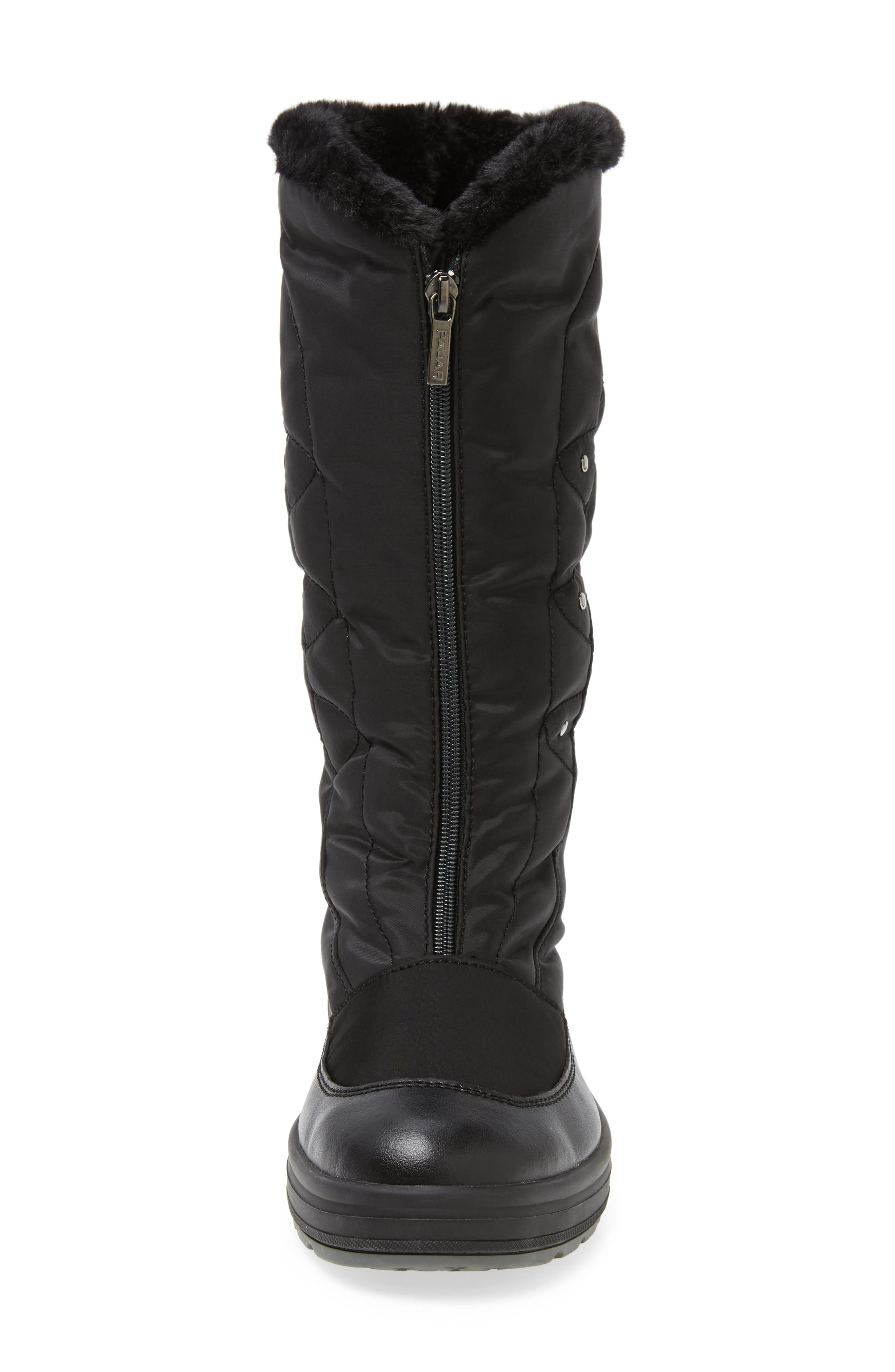 Fusion Weatherproof Boot,                             Alternate thumbnail 4, color,                             001