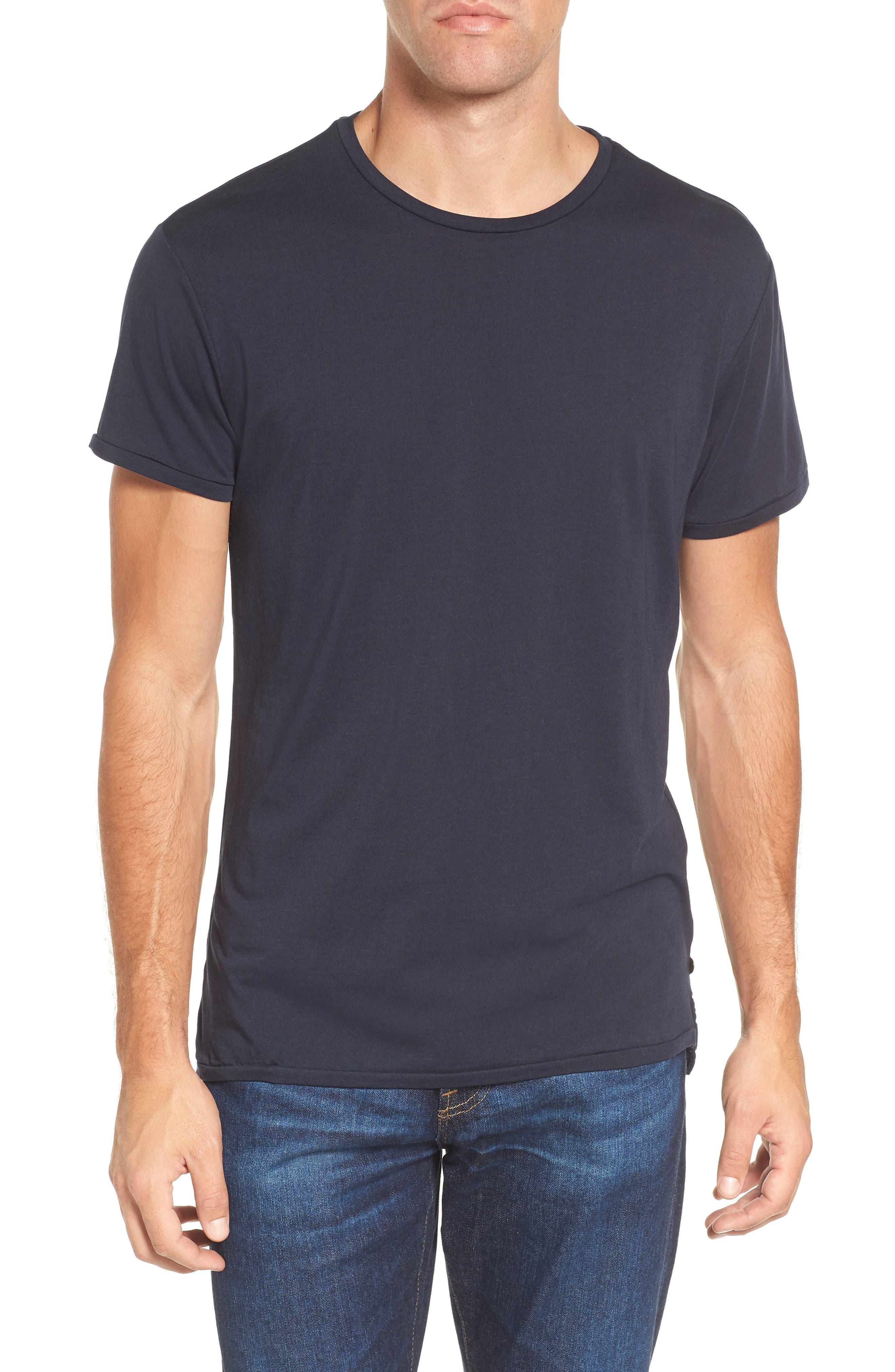 Chic Crewneck T-Shirt,                             Main thumbnail 1, color,                             401