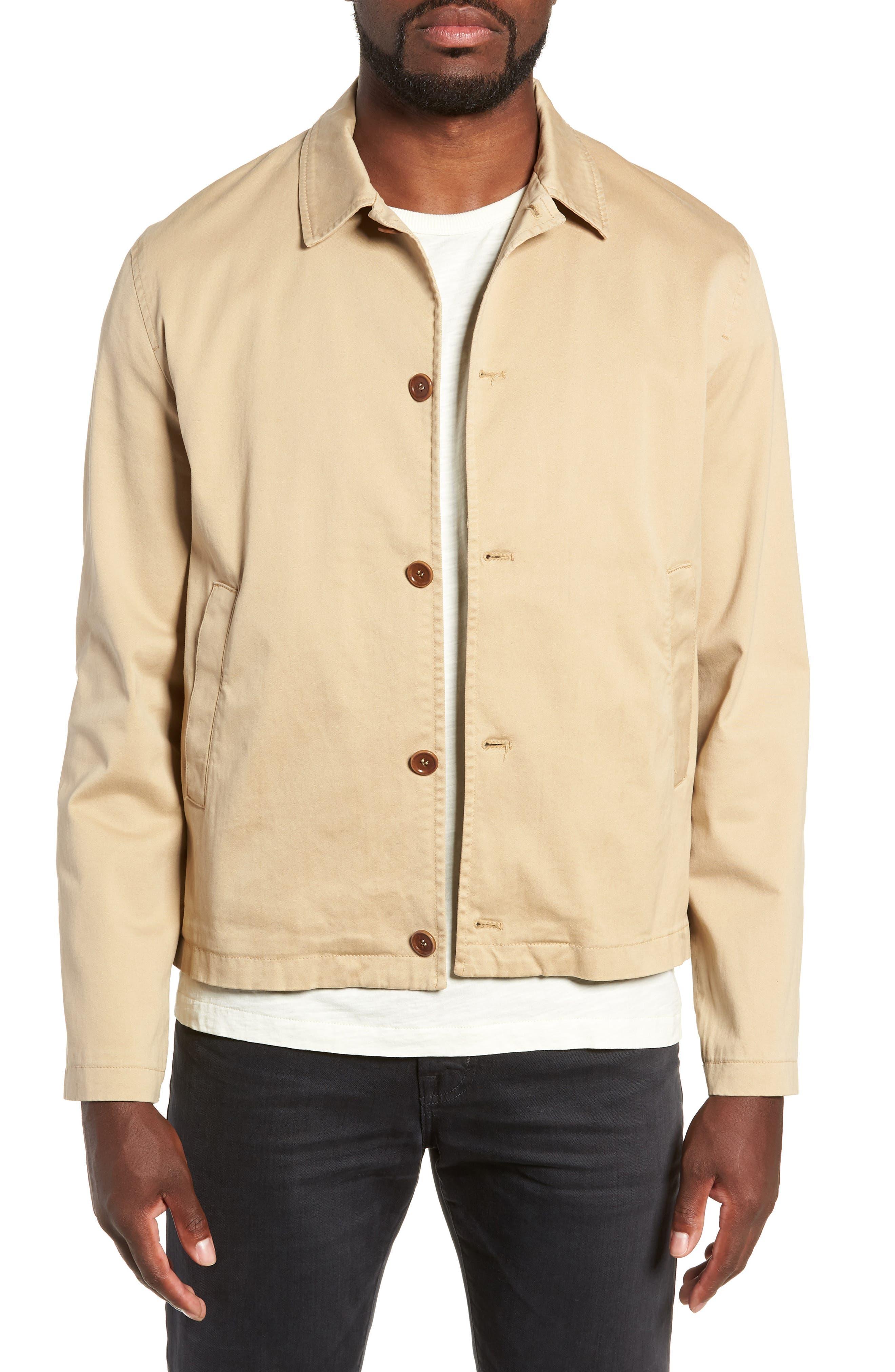 Groundhog Jacket,                         Main,                         color, SAND