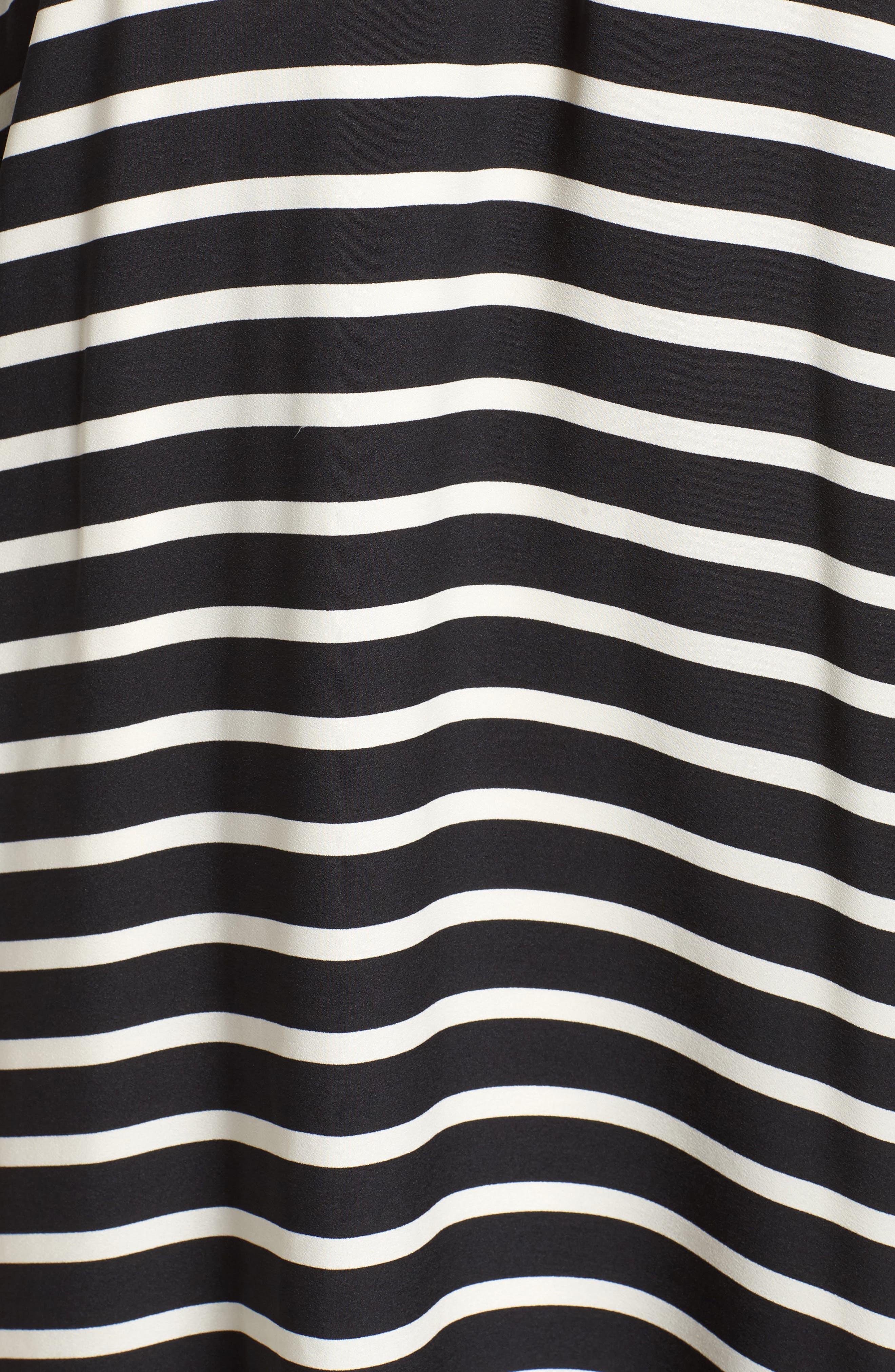 Cold Shoulder Dress,                             Alternate thumbnail 5, color,                             006