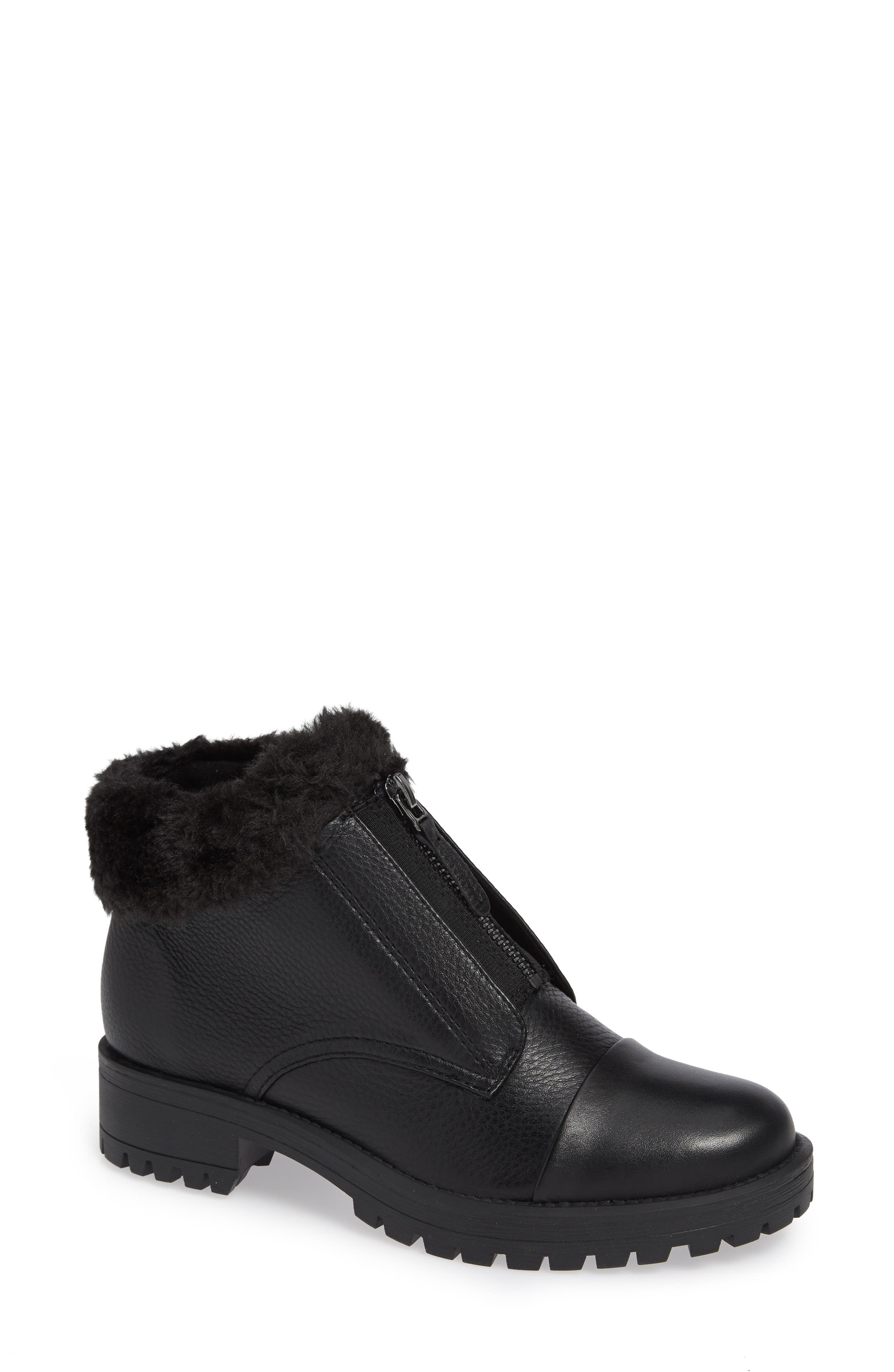 Yesnia Bootie,                             Main thumbnail 1, color,                             BLACK