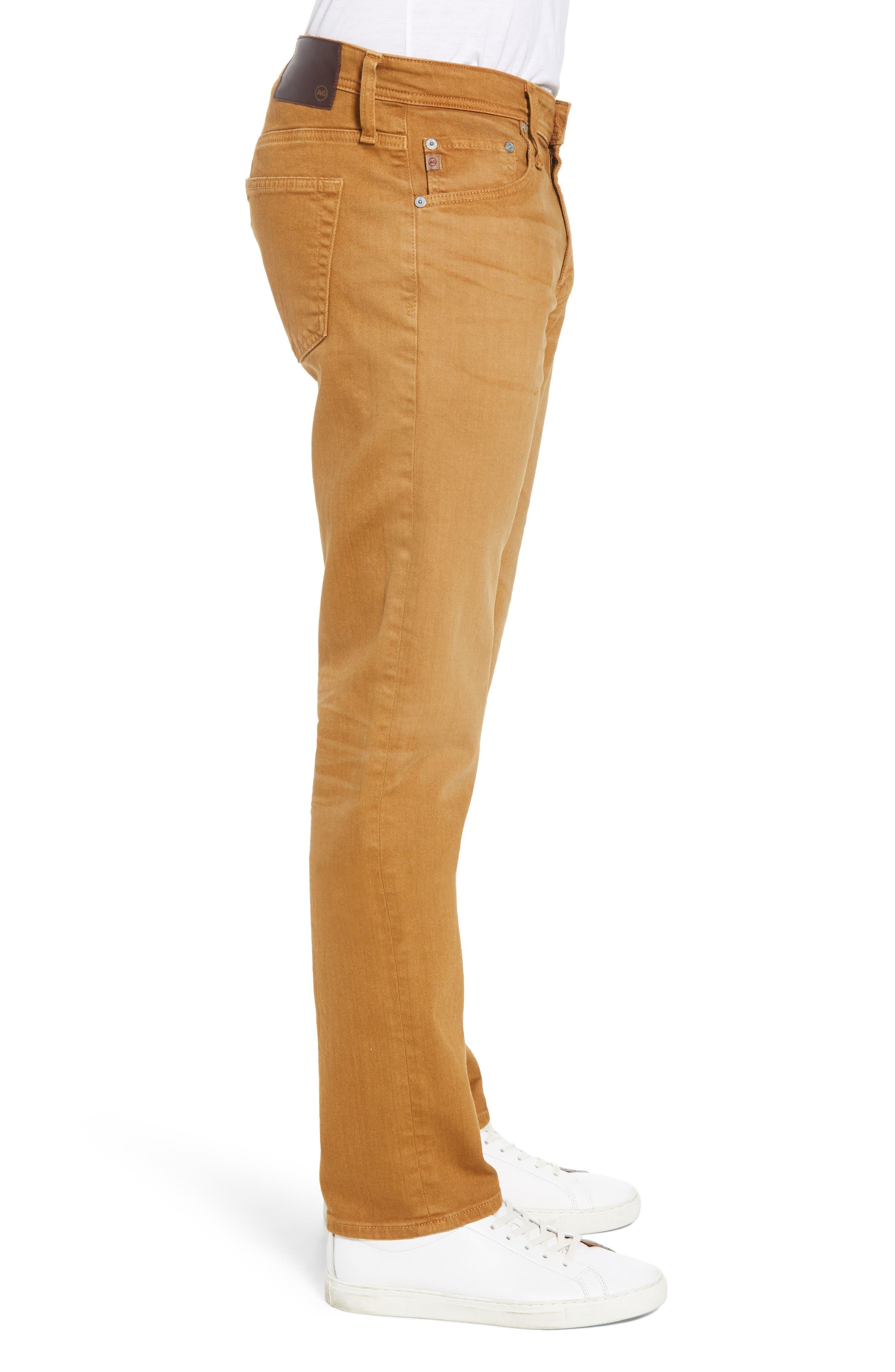 Tellis Slim Fit Jeans,                             Alternate thumbnail 3, color,                             7 YEARS TIMBER