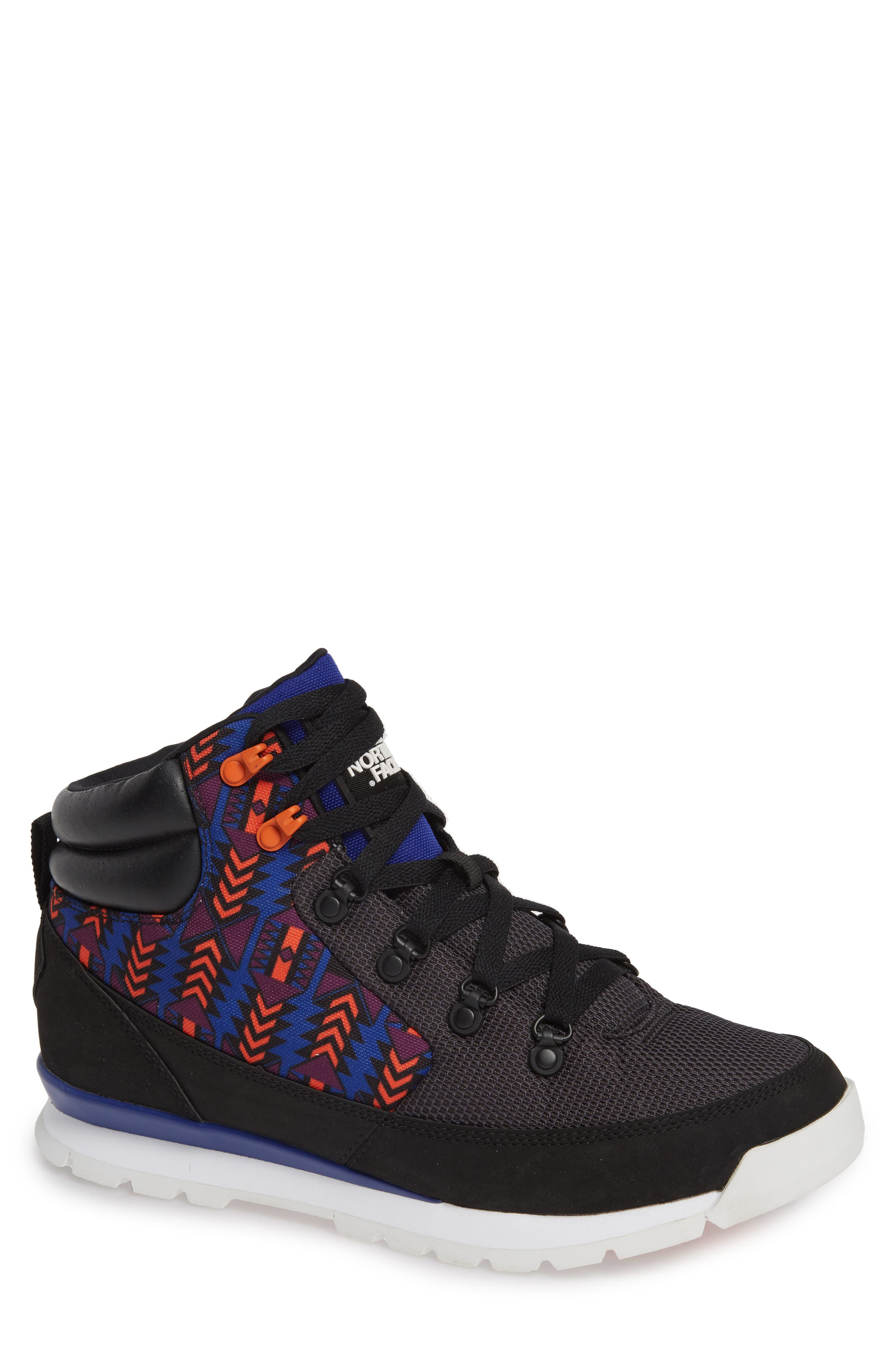 The North Face 92 Rage Collection Back To Berkeley Boot, Black