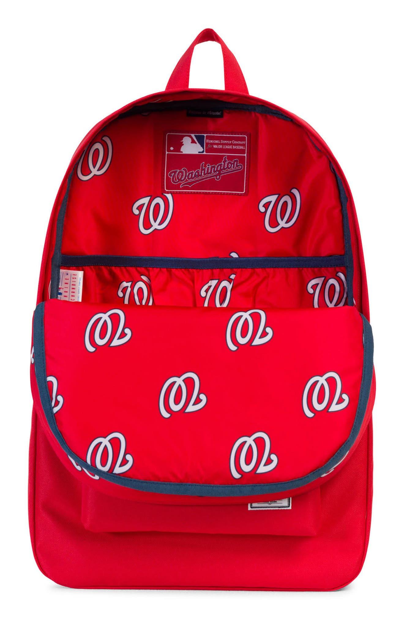 Heritage - MLB National League Backpack,                             Alternate thumbnail 27, color,