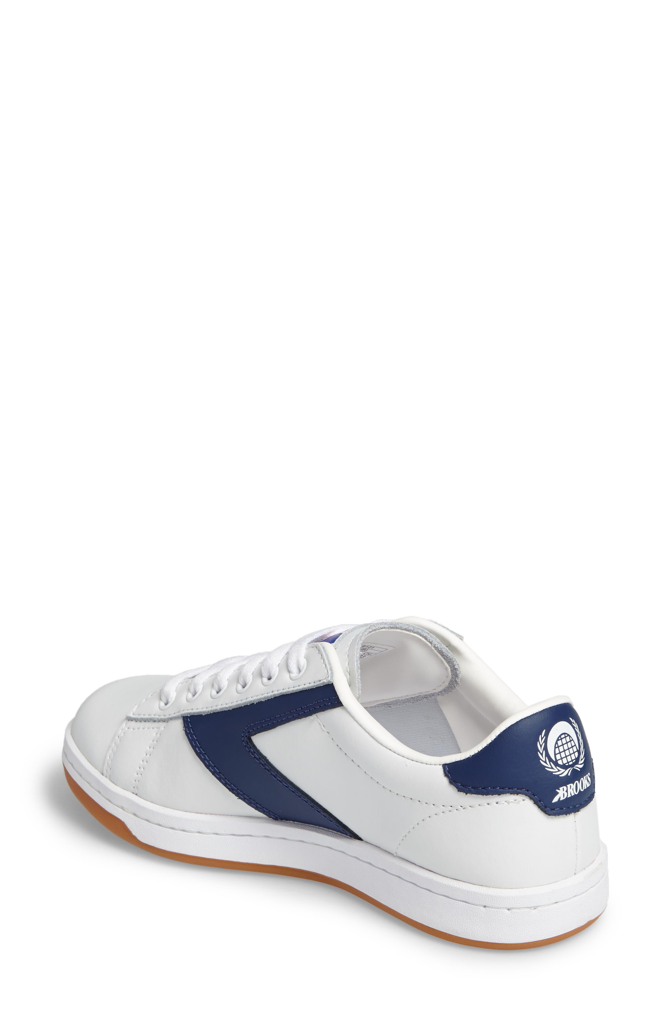 Court Renshaw Sneaker,                             Alternate thumbnail 2, color,                             121