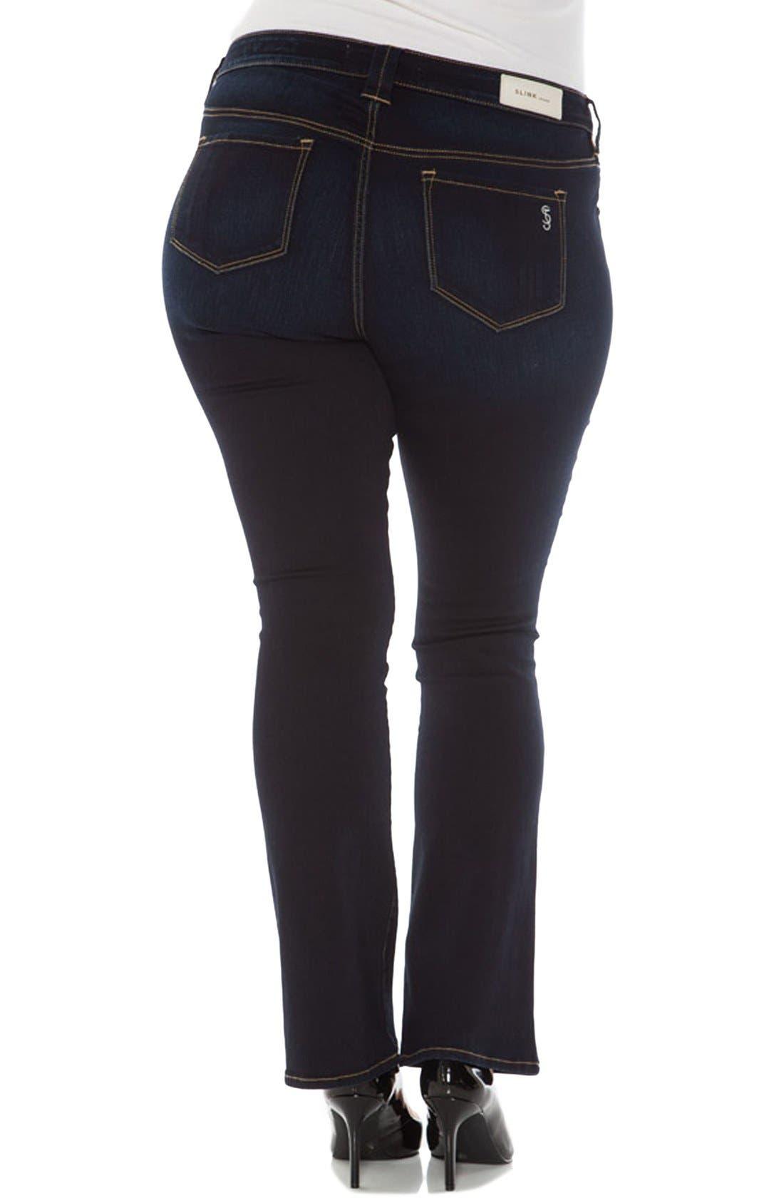 Bootcut Jeans,                             Alternate thumbnail 2, color,                             407