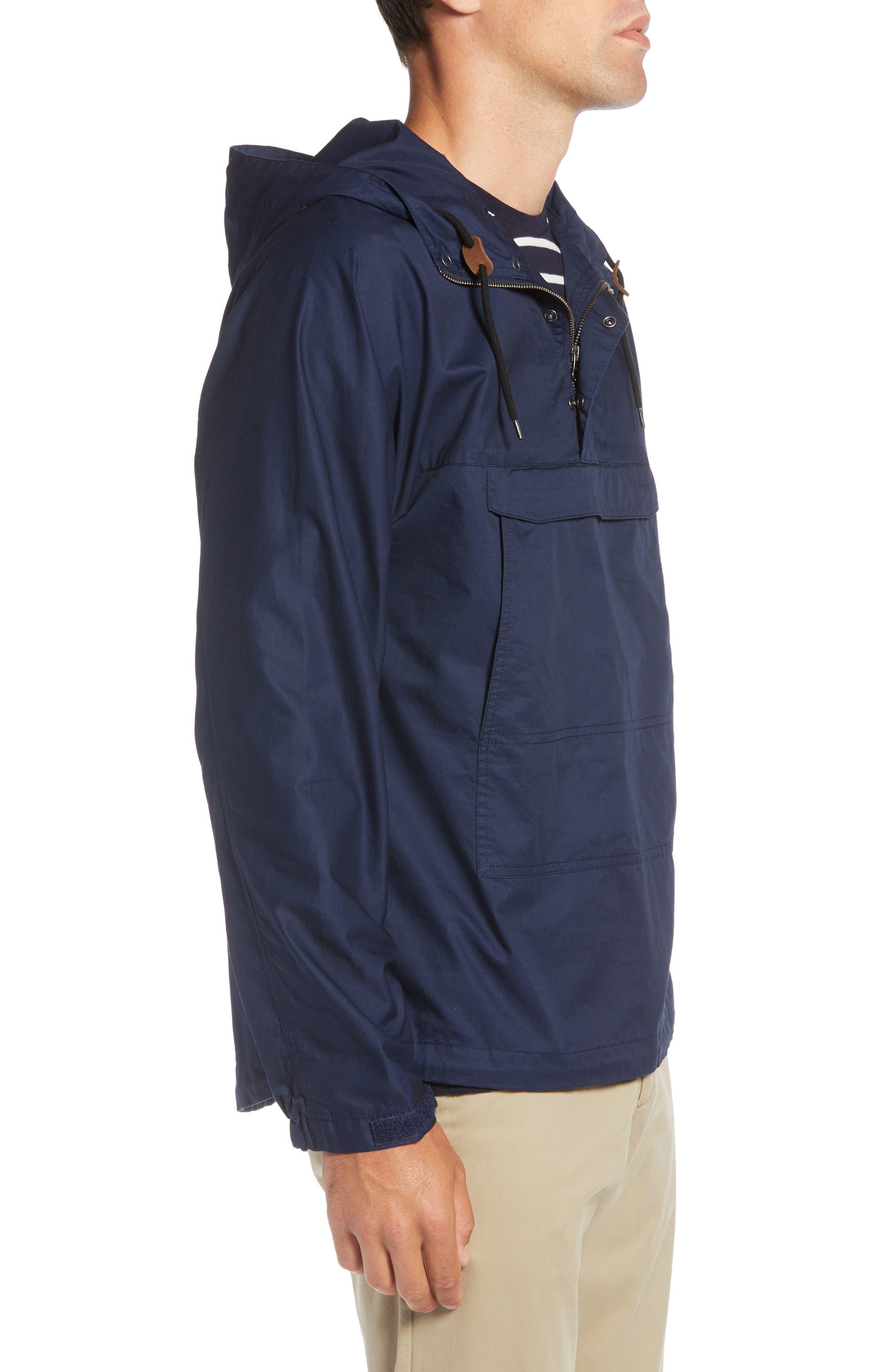 Hooded Jacket,                             Alternate thumbnail 3, color,                             410