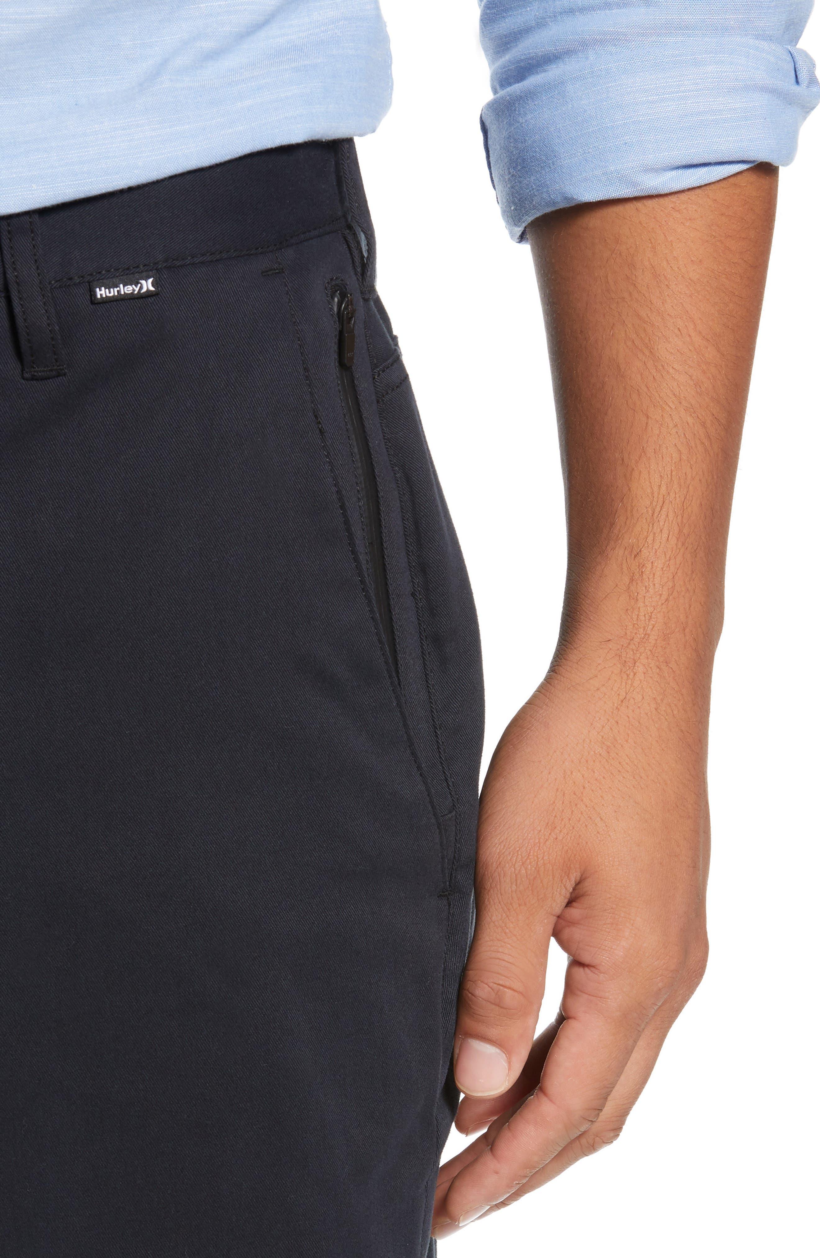 Dri-FIT Pants,                             Alternate thumbnail 4, color,                             BLACK