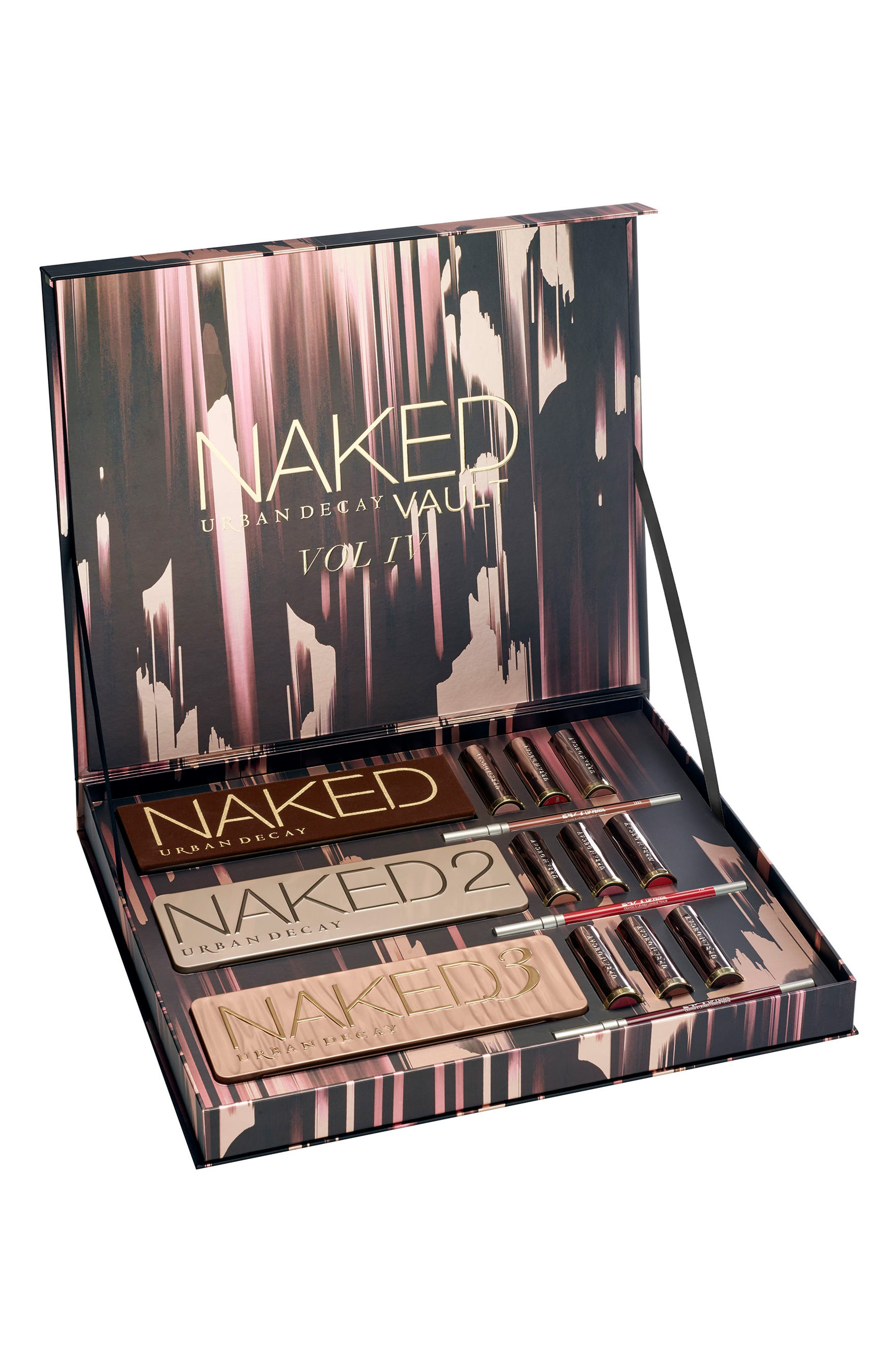 Naked Vault Volume IV,                         Main,                         color, 000
