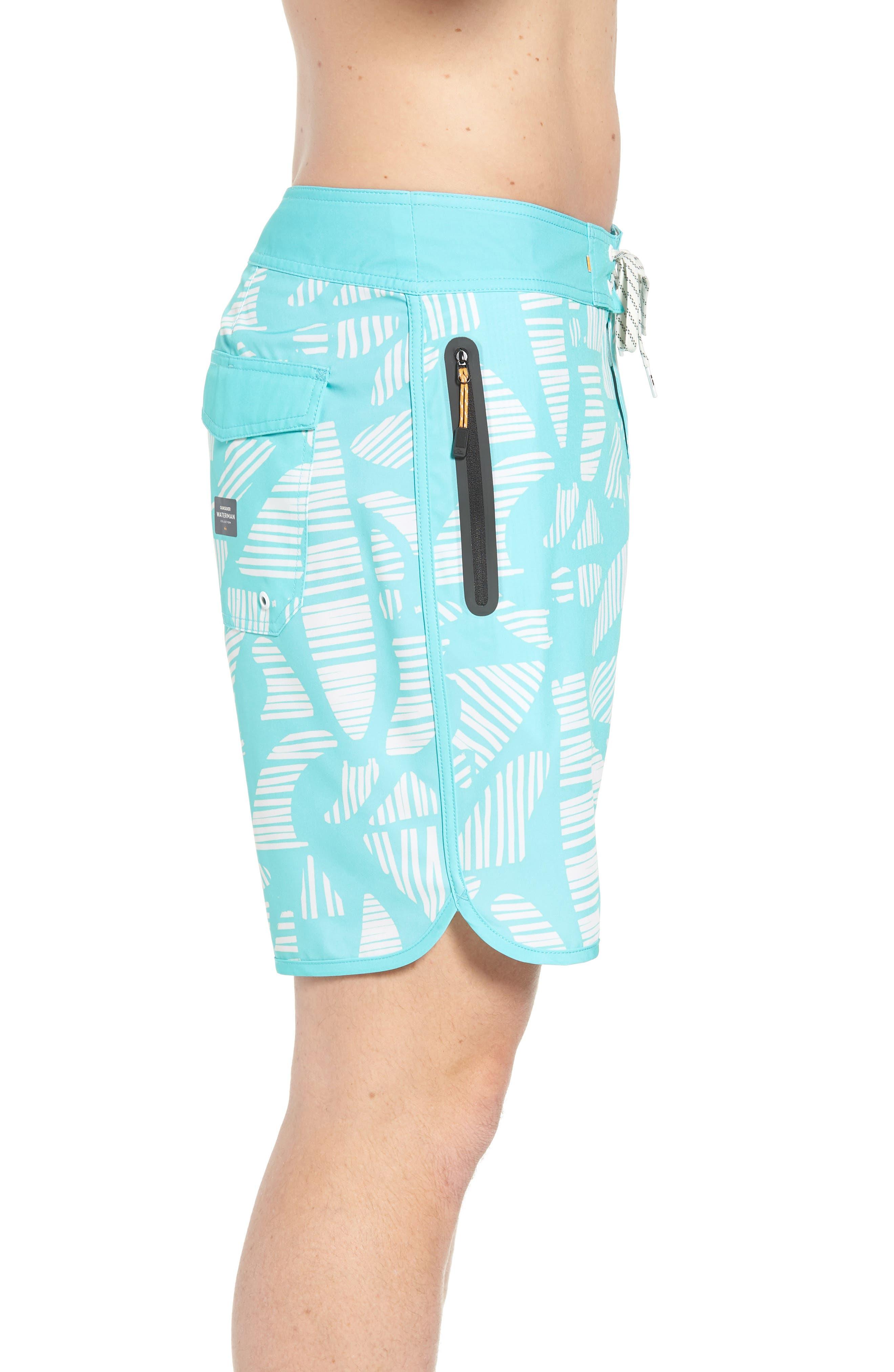 Odysea Board Shorts,                             Alternate thumbnail 3, color,                             BLUE RADIANCE