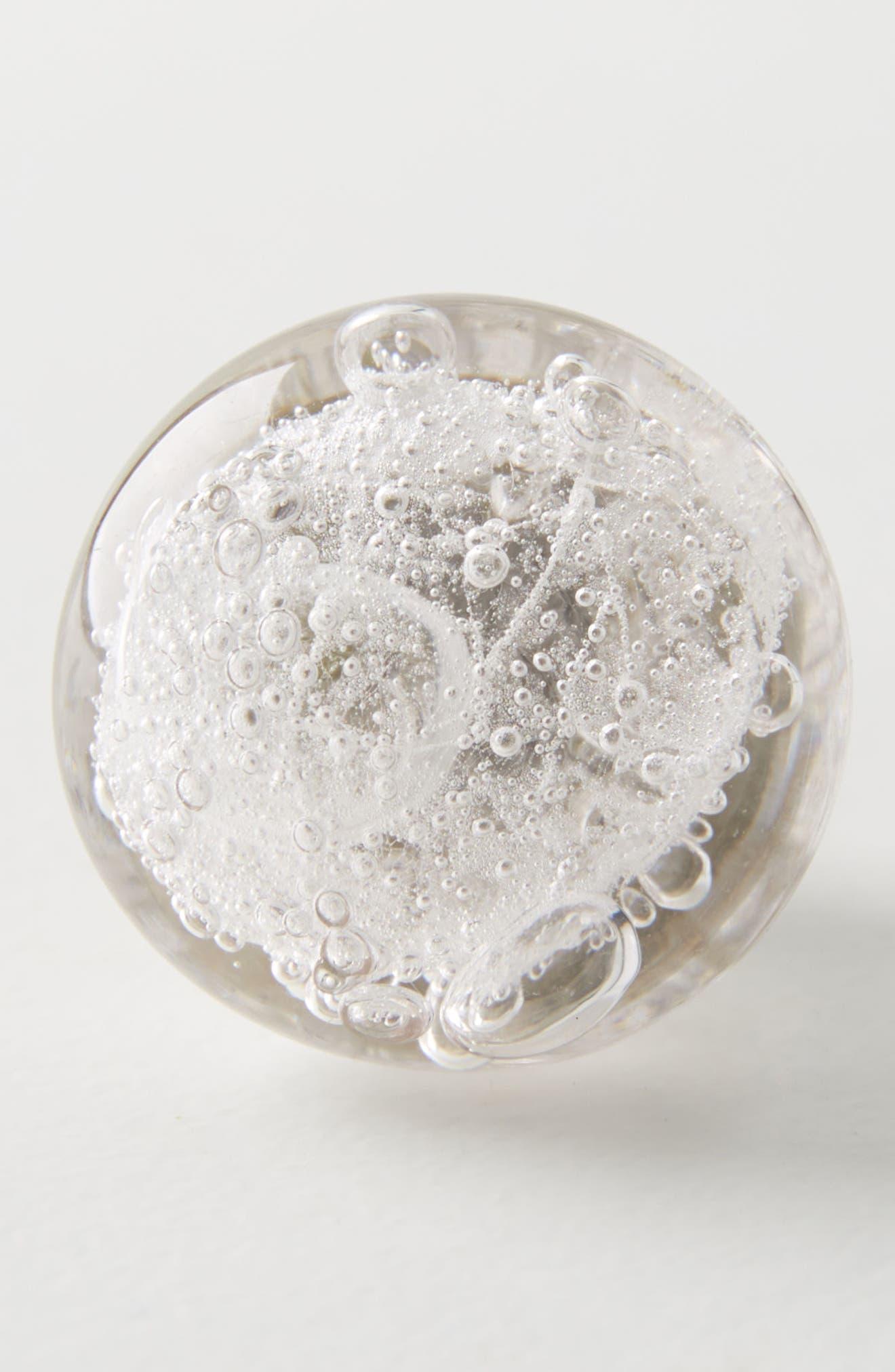 Glass Bubble Knob,                             Alternate thumbnail 3, color,                             100