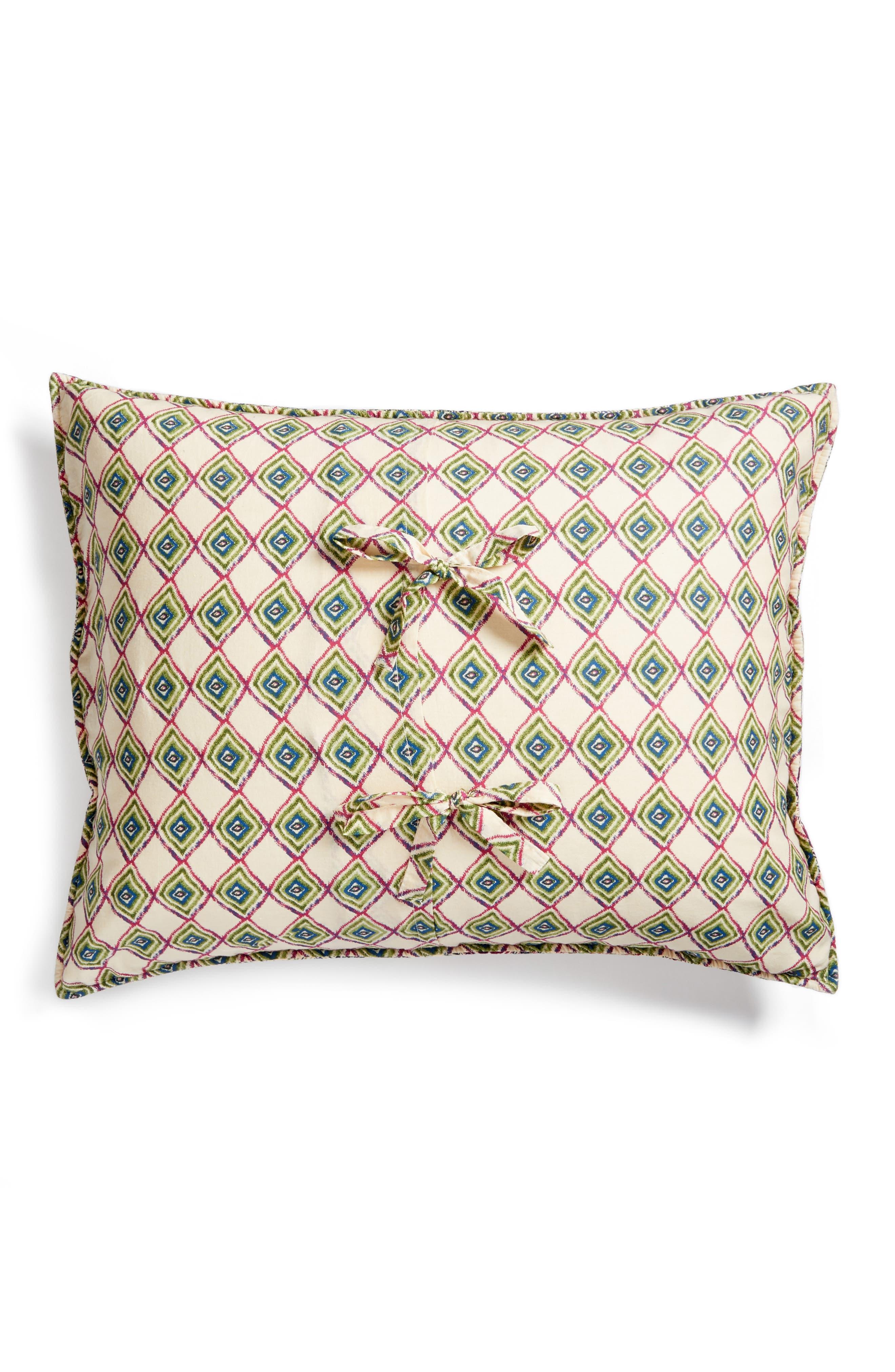 Lisbon Berry Pillow Sham,                             Alternate thumbnail 2, color,