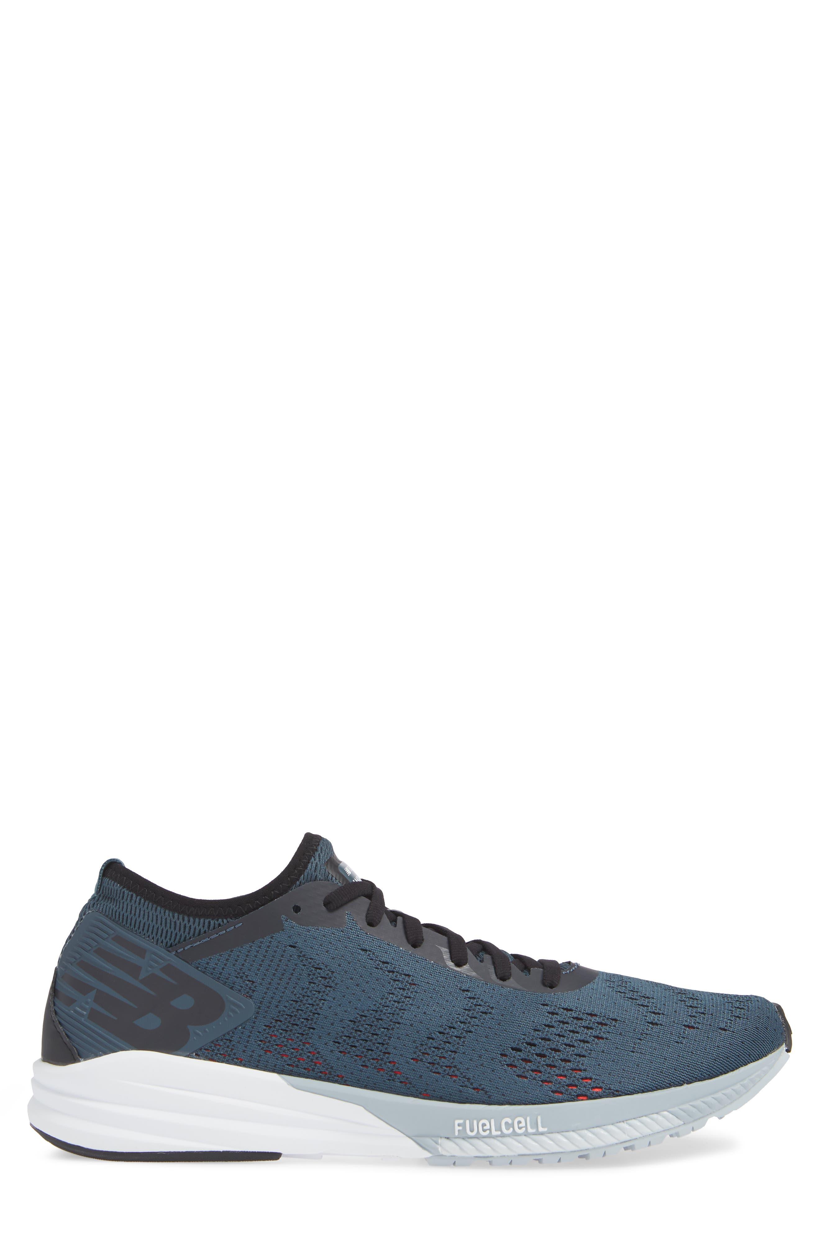 FuelCell Impulse Running Shoe,                             Alternate thumbnail 3, color,                             PETROL