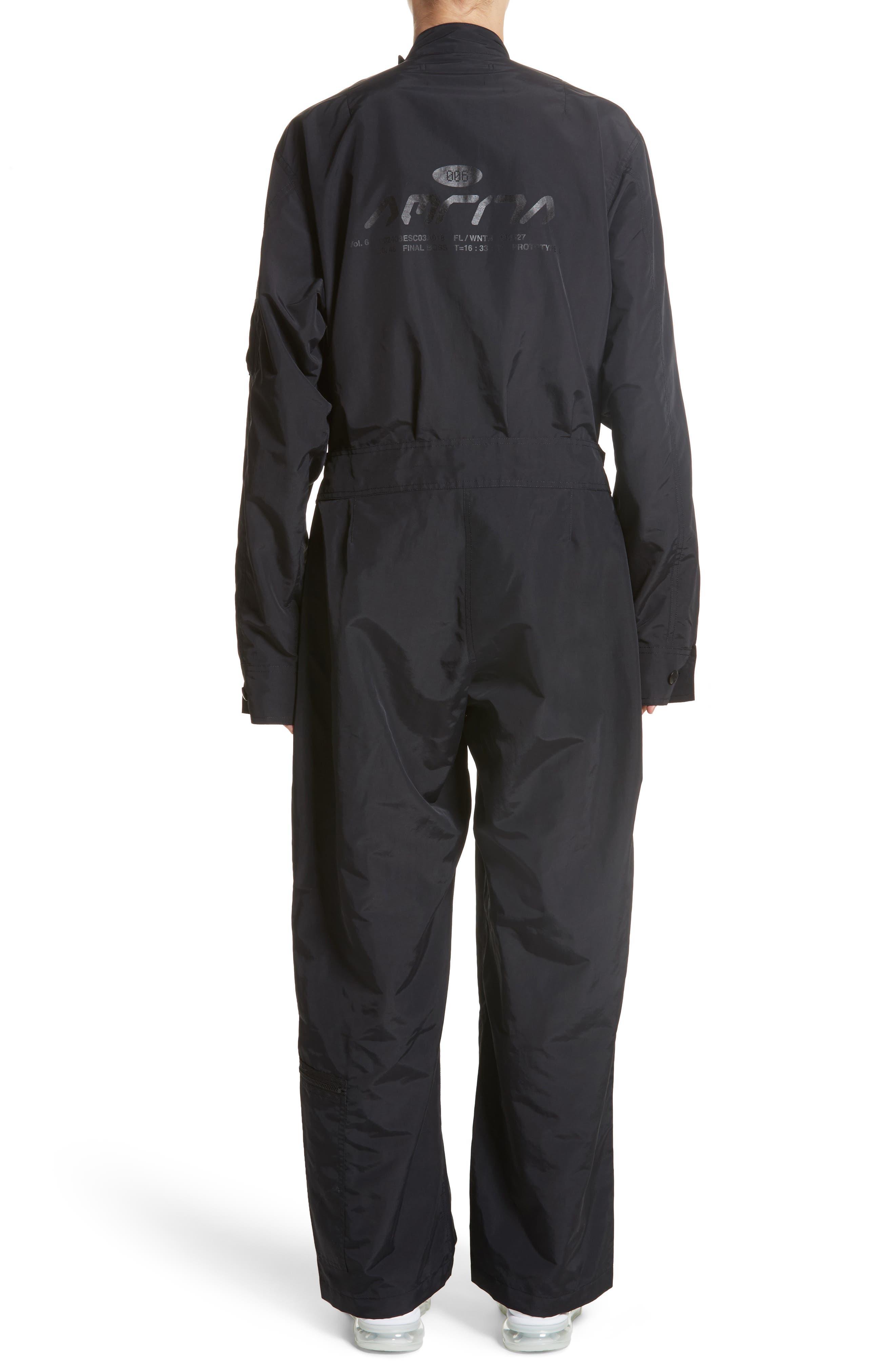 Kaneda Boiler Suit,                             Alternate thumbnail 2, color,                             001
